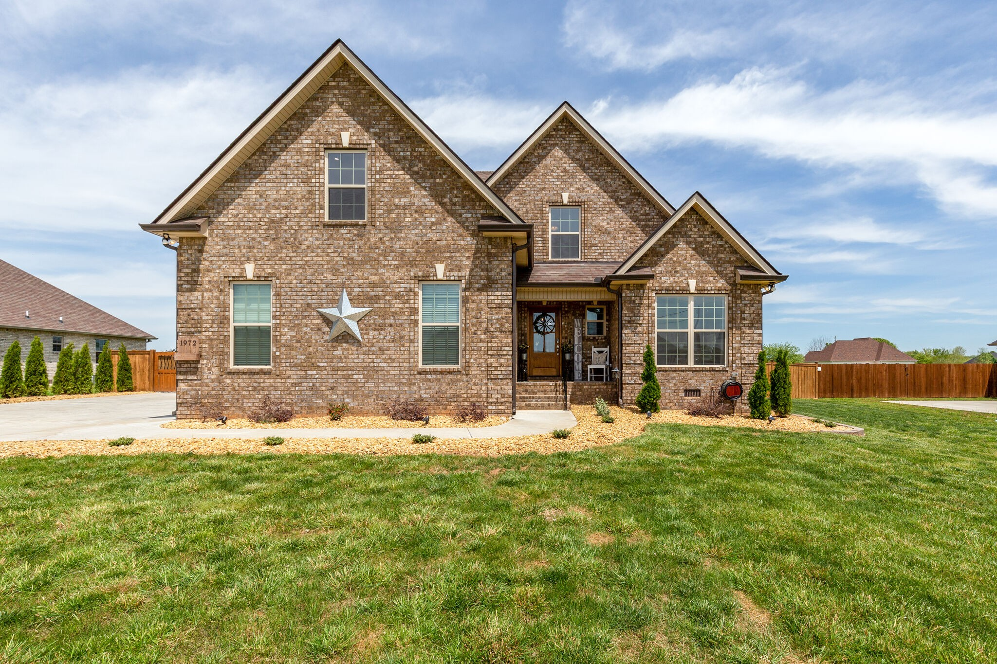 1972 Rolling Meadow Ln Property Photo - Chapel Hill, TN real estate listing