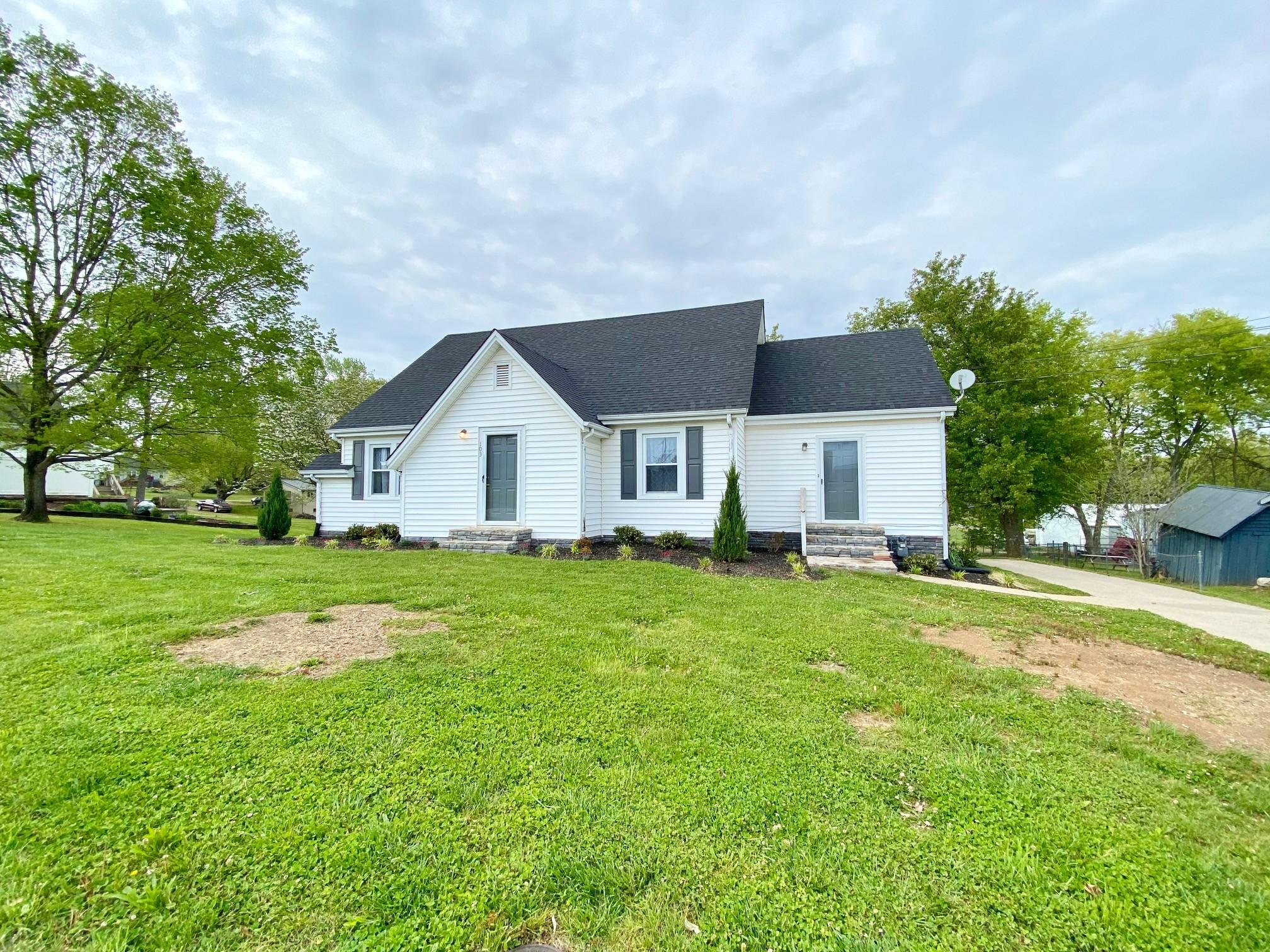 103 Main St E Property Photo - Gordonsville, TN real estate listing