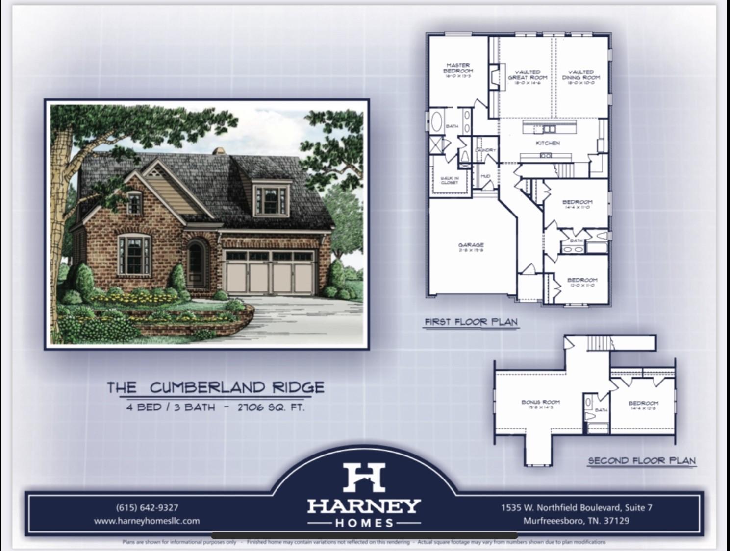315 Beulah Rose Dr Property Photo - Murfreesboro, TN real estate listing