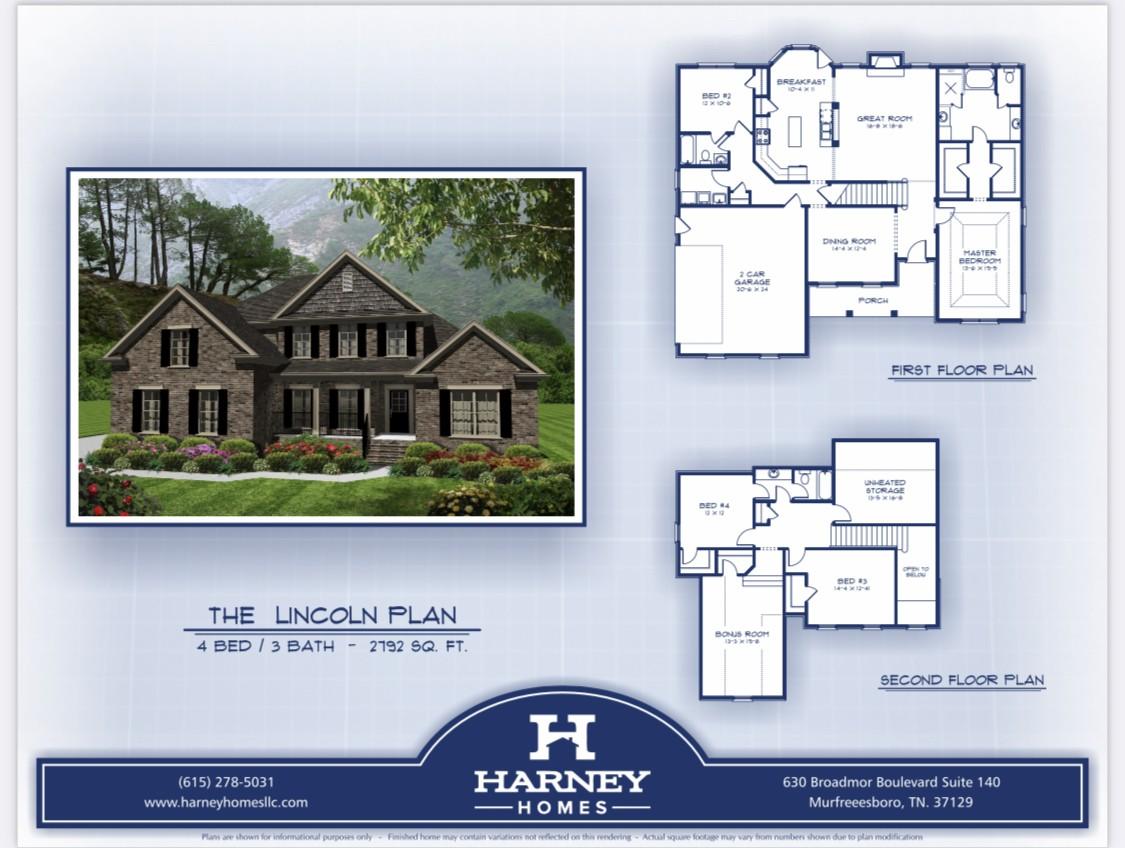 615 Ruby Oaks Ln Property Photo - Murfreesboro, TN real estate listing