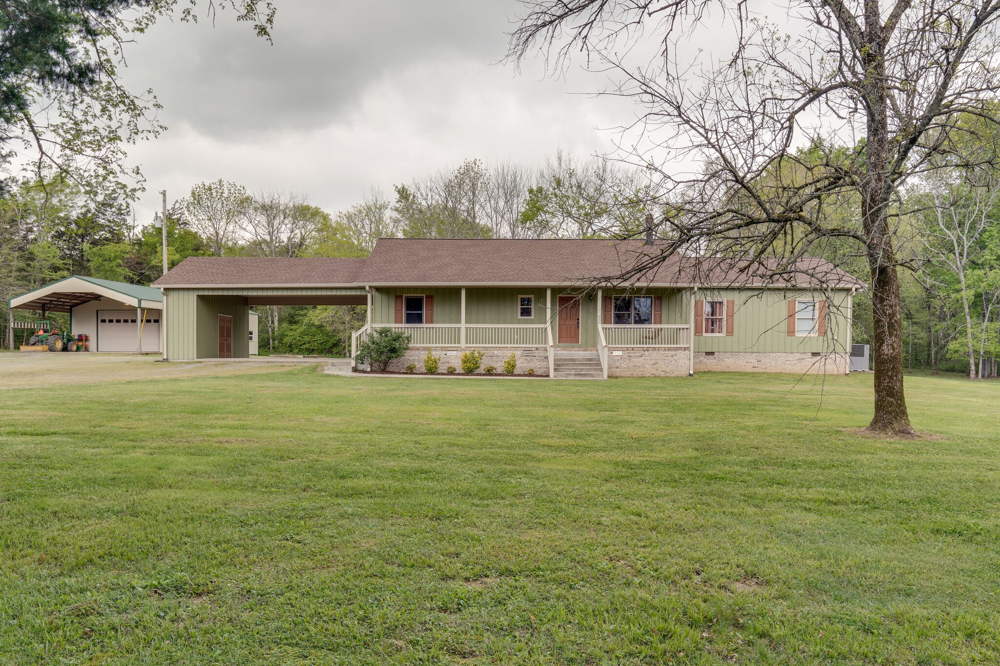 300 Ernest Campbell Rd Property Photo - Shelbyville, TN real estate listing
