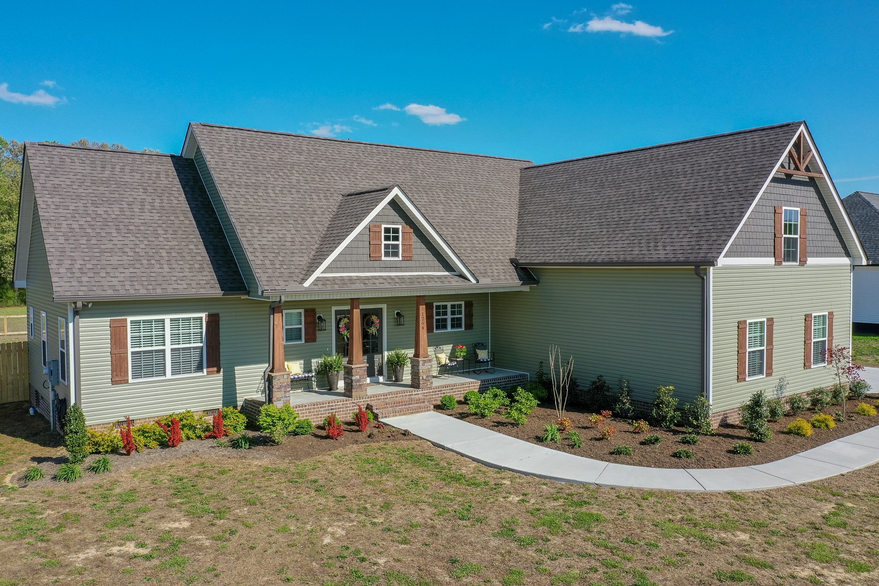1264 Norton Rd Property Photo - Manchester, TN real estate listing
