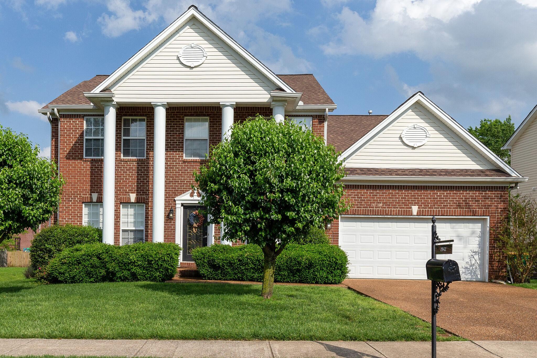2942 Buckner Ln Property Photo - Spring Hill, TN real estate listing