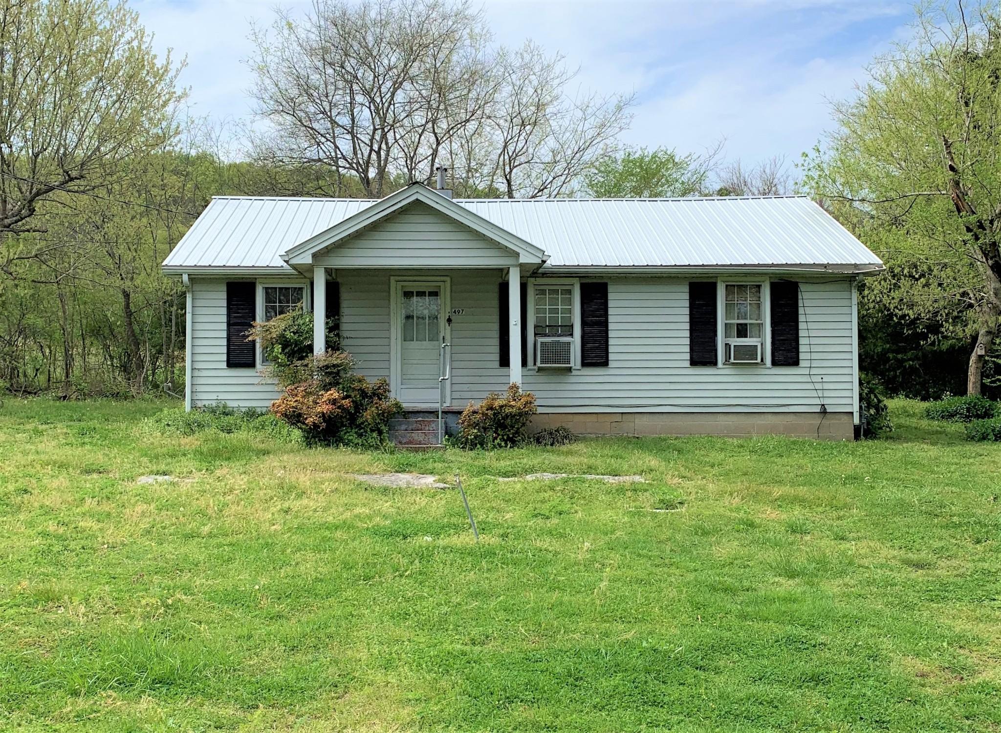 497 Poplar Bluff Rd E Property Photo - Auburntown, TN real estate listing