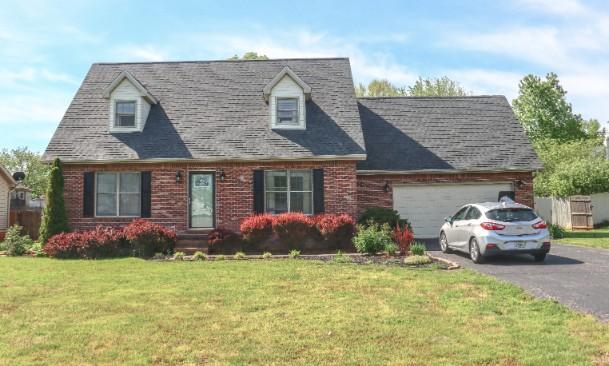 1219 Barkridge Circle Property Photo - Hopkinsville, KY real estate listing