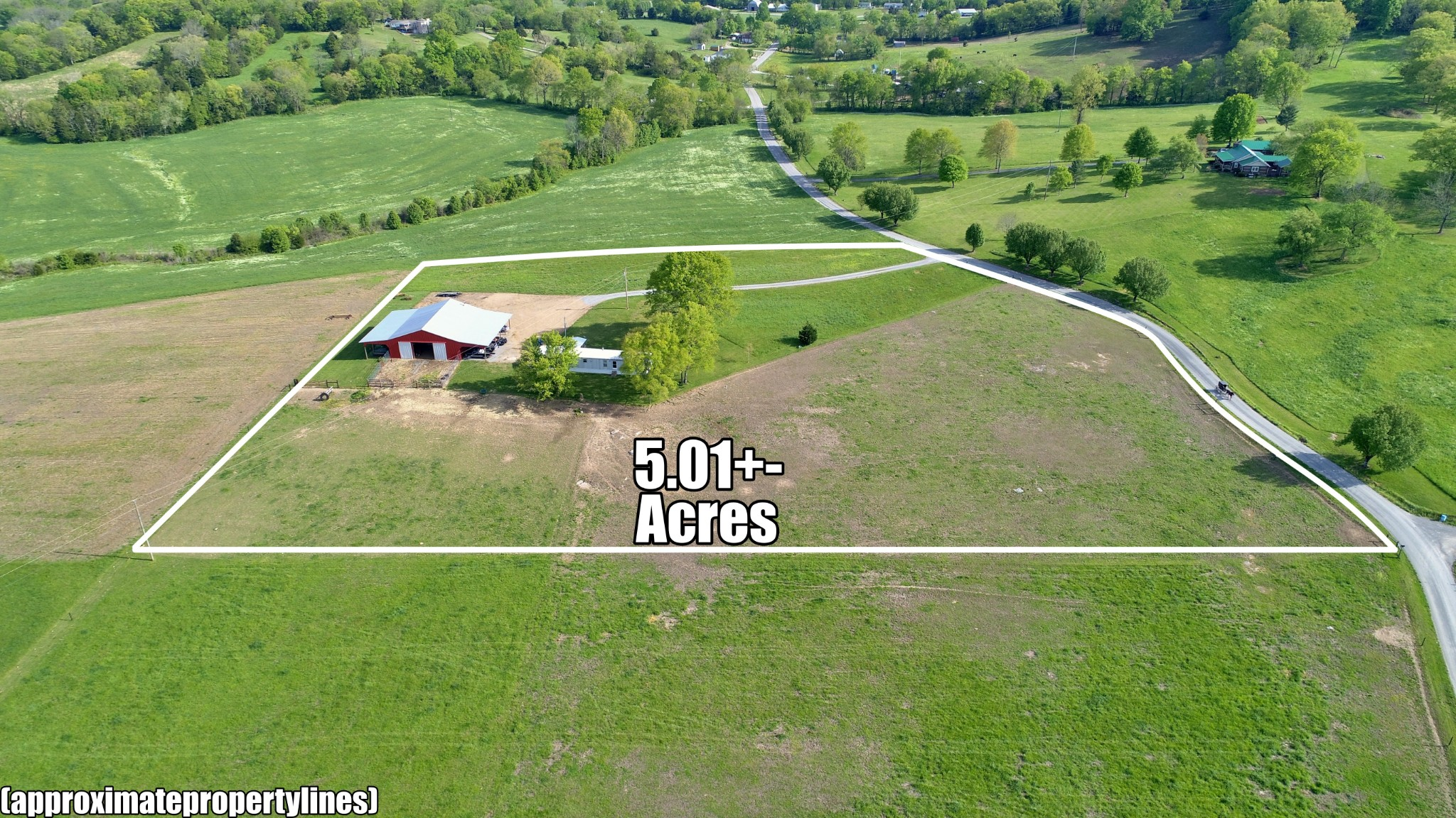 9279 Storytown Rd Property Photo - Hartsville, TN real estate listing