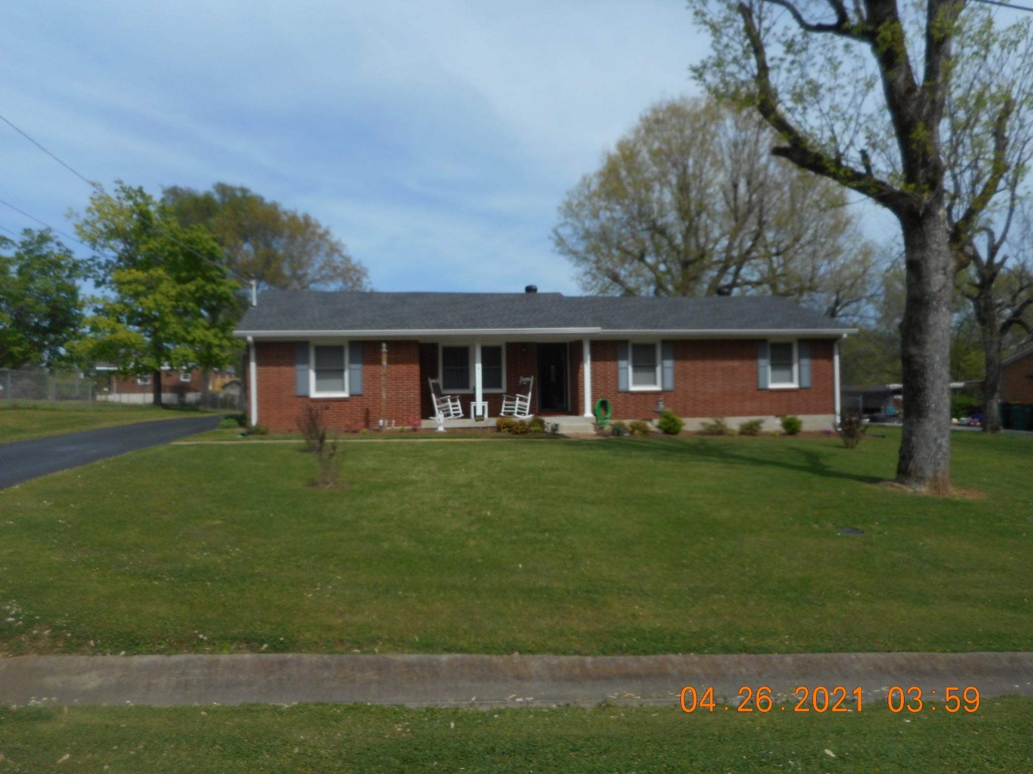 617 Colburn Dr Property Photo - Lewisburg, TN real estate listing