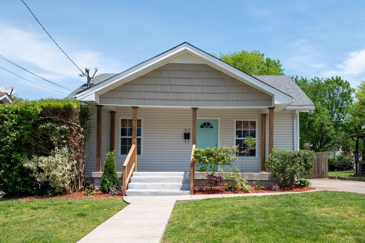 203 Myrtle St Property Photo - Nashville, TN real estate listing