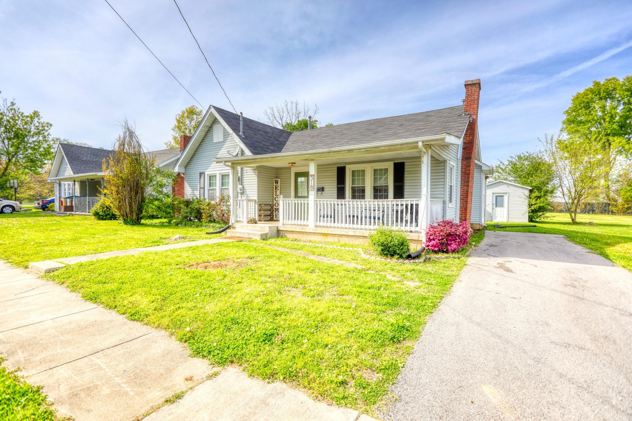 318 Montague St Property Photo - Franklin, KY real estate listing