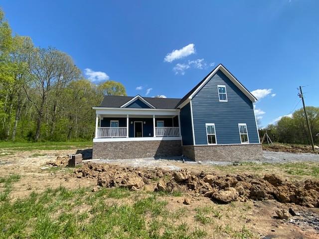 3024 West Poplar Bluff Road Property Photo - Auburntown, TN real estate listing