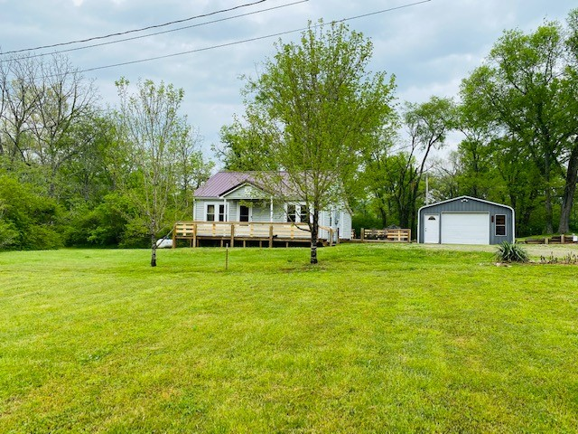 2726 Water Valley Rd Property Photo - Santa Fe, TN real estate listing