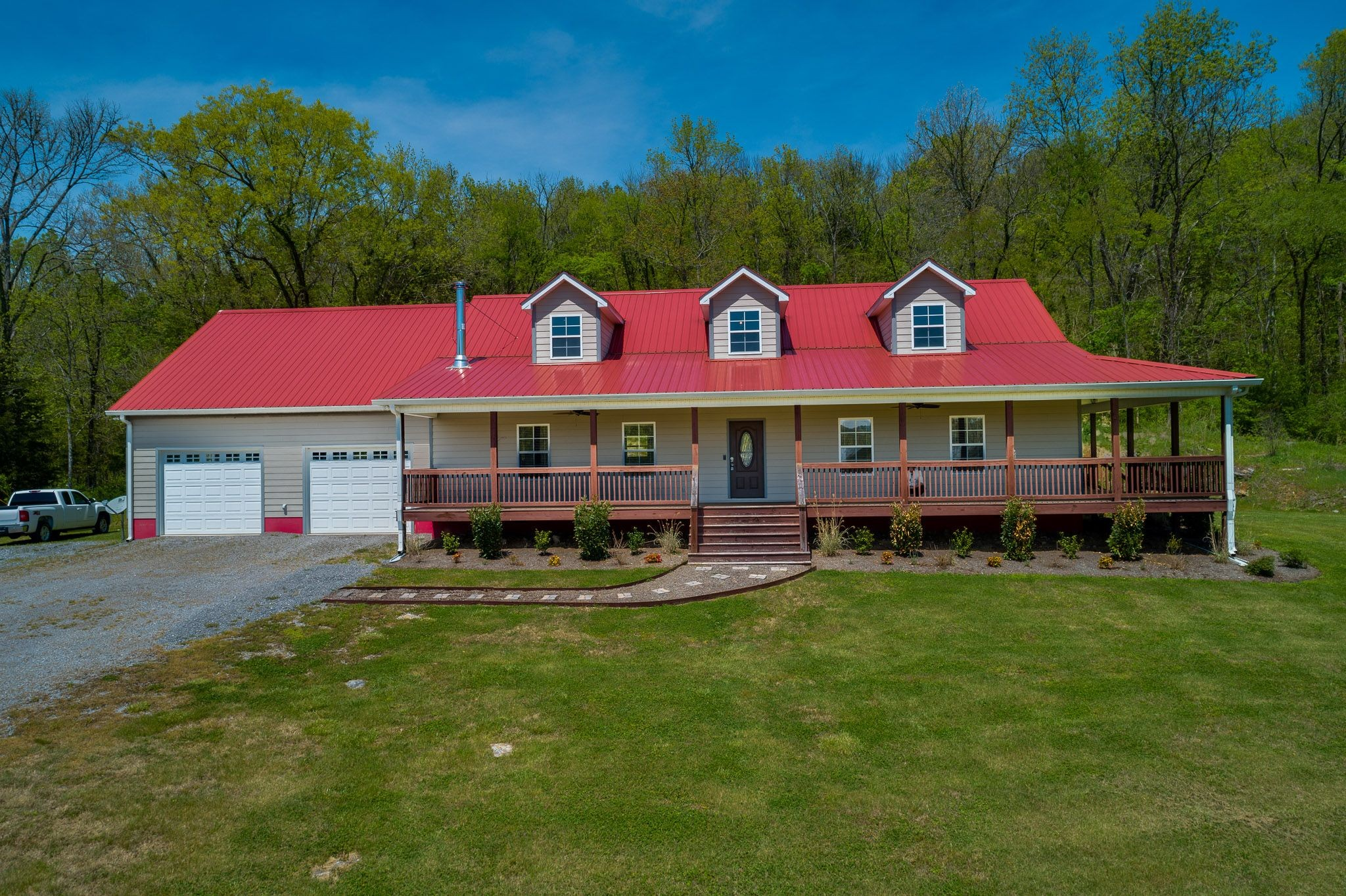 357 Hackett Valley Rd Property Photo - Hickman, TN real estate listing