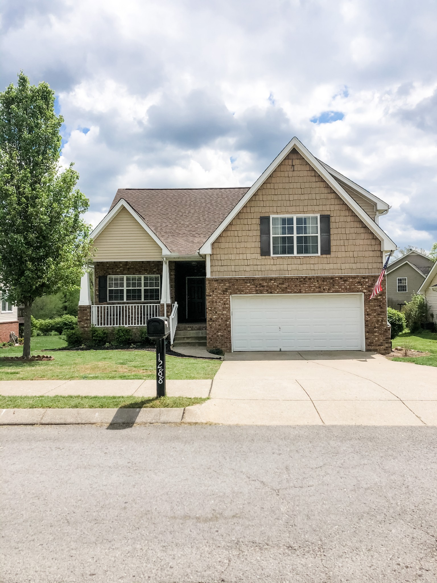 1288 Chapmans Retreat Dr Property Photo - Spring Hill, TN real estate listing