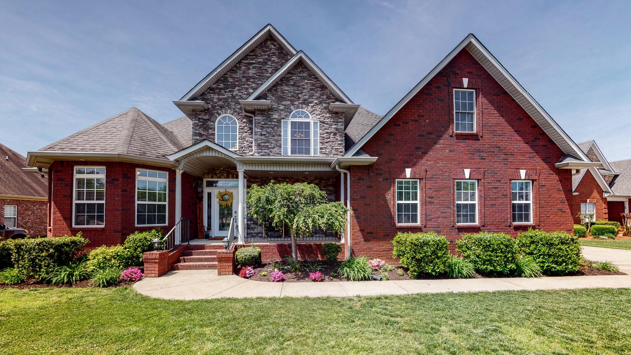 2729 Jim Houston Ct Property Photo - Murfreesboro, TN real estate listing