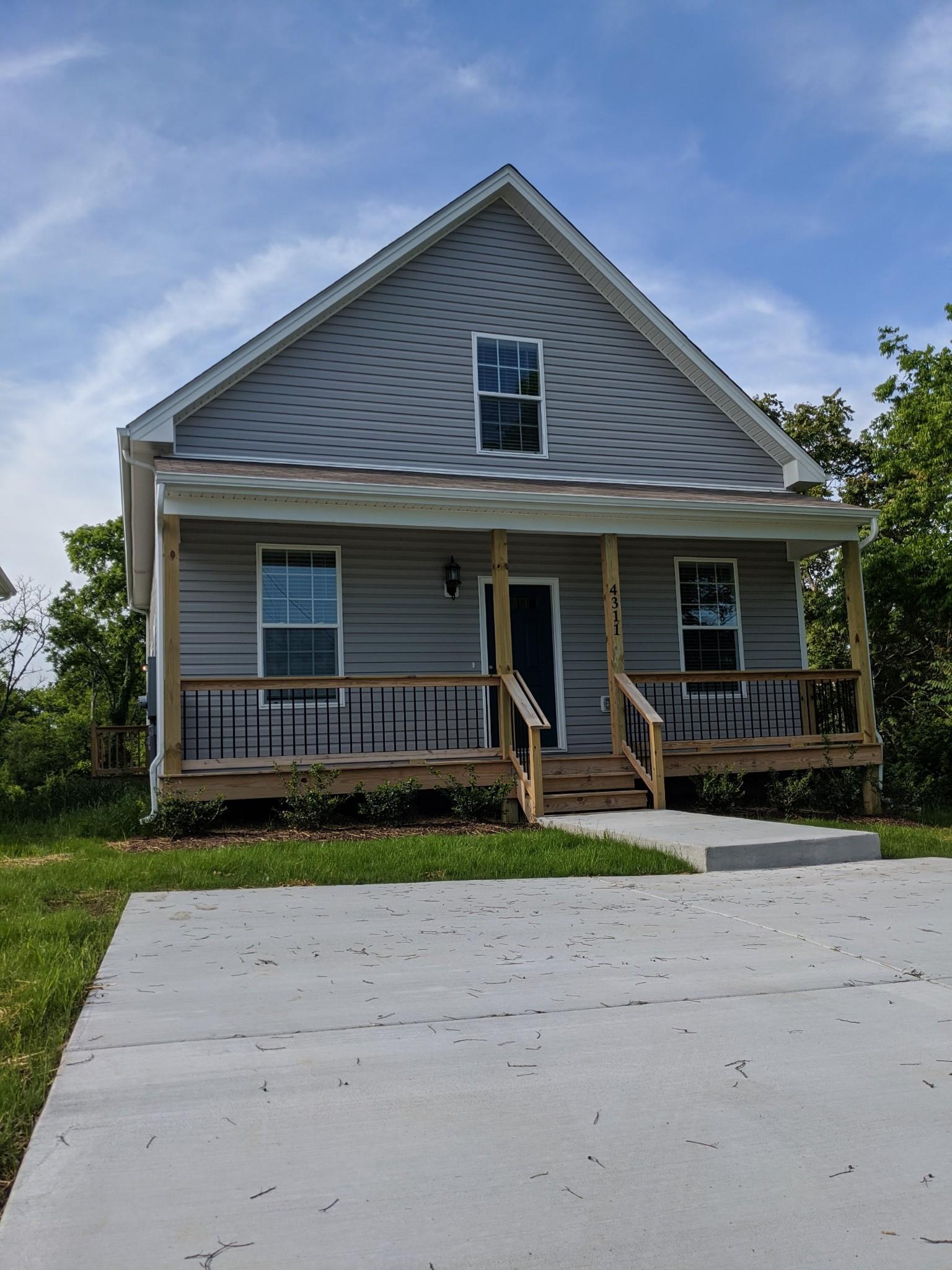 4311 Old Goins Rd Property Photo - Nashville, TN real estate listing