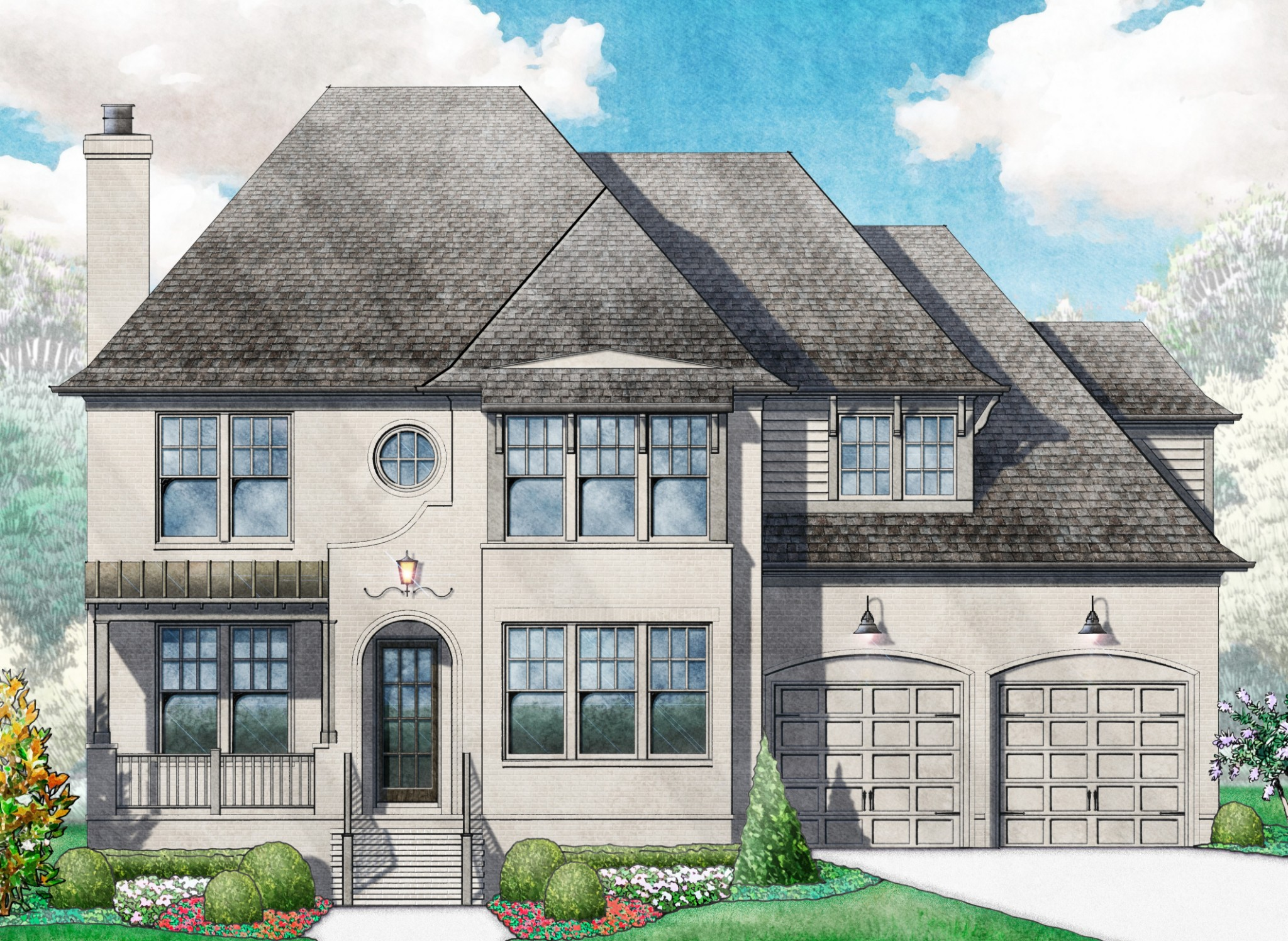 919 Cheltenham Ave, Lot # 2141 Property Photo - Franklin, TN real estate listing
