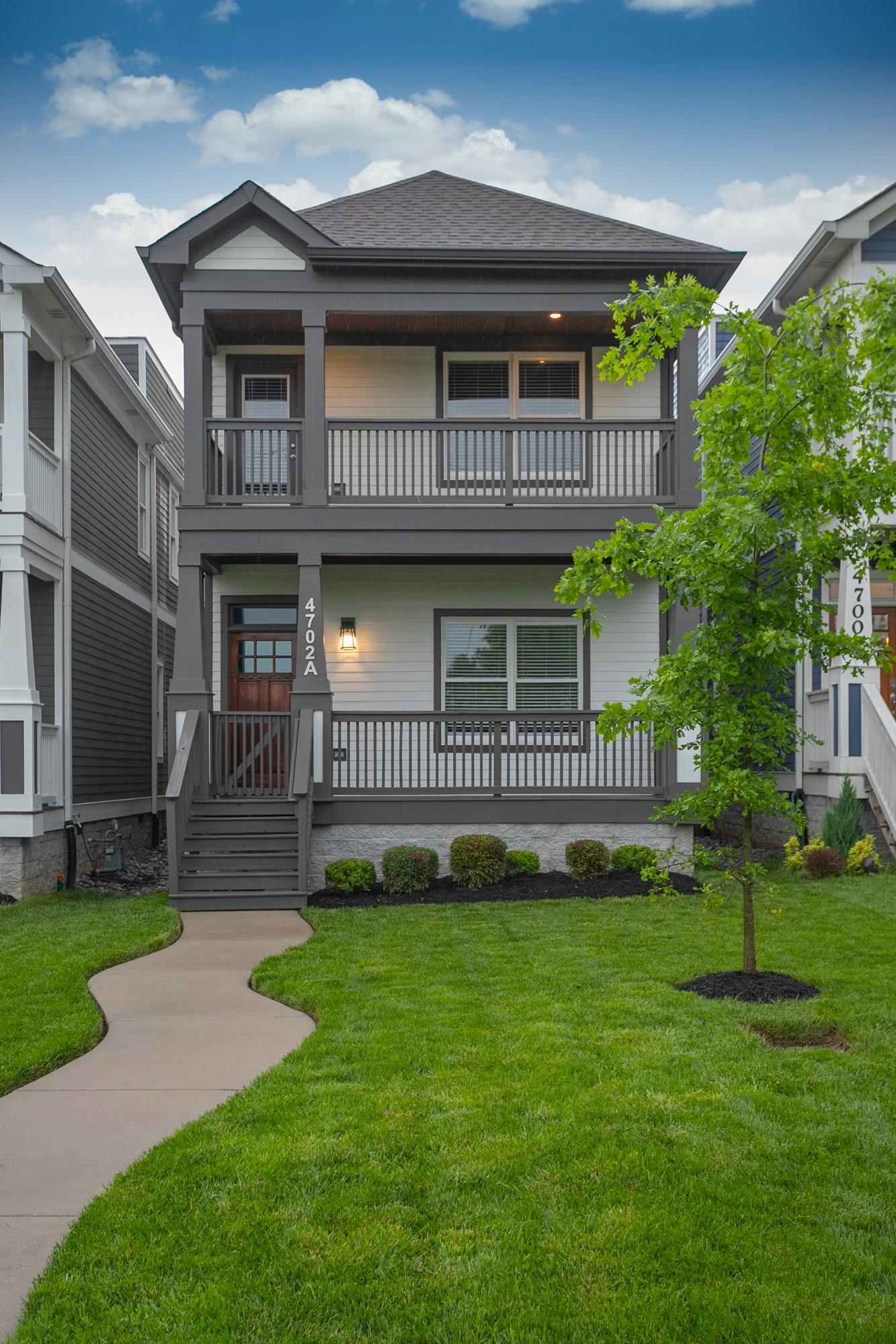 4702 Indiana Ave #A Property Photo - Nashville, TN real estate listing