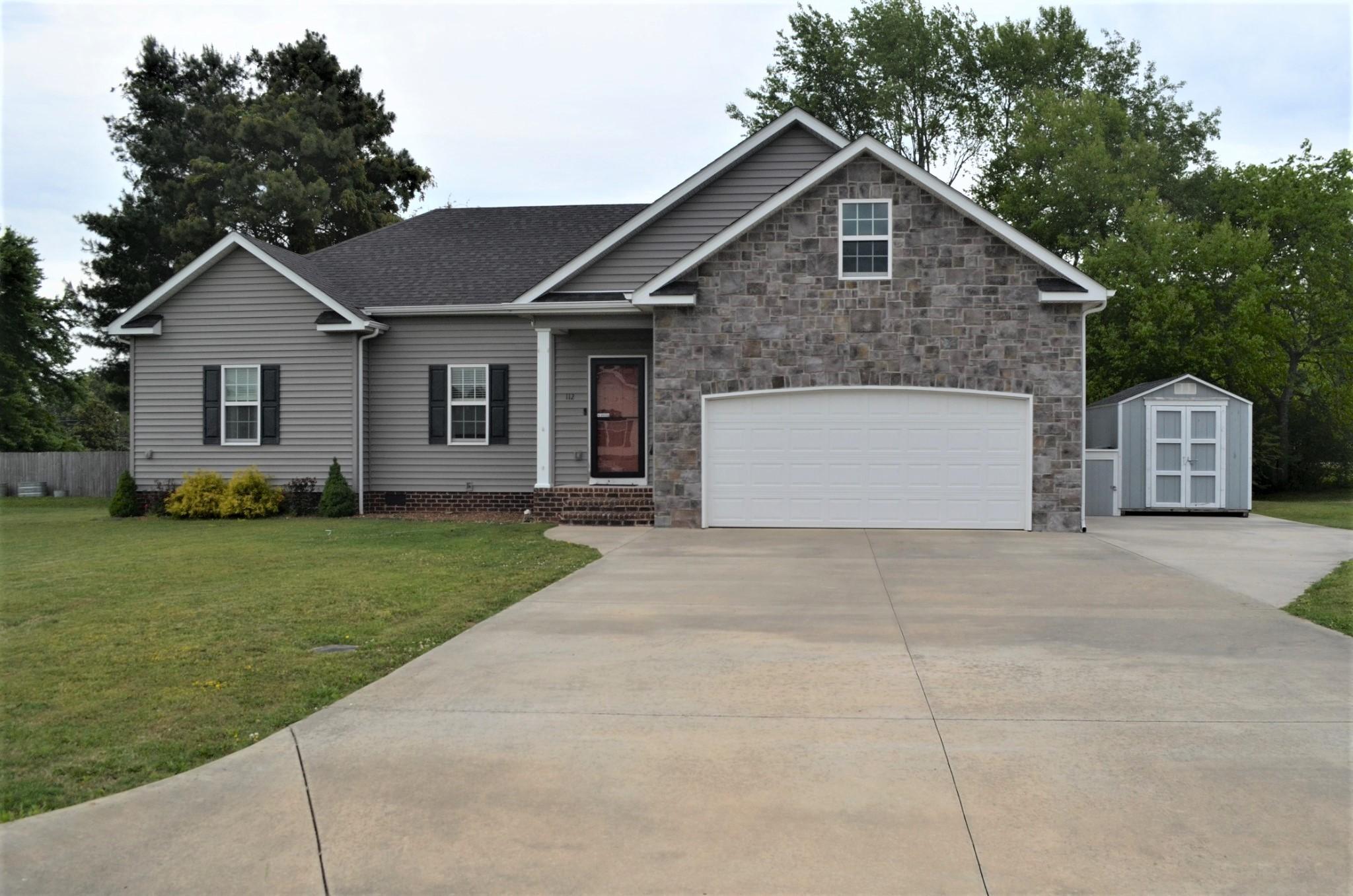 112 ELISE CIR Property Photo - Tullahoma, TN real estate listing