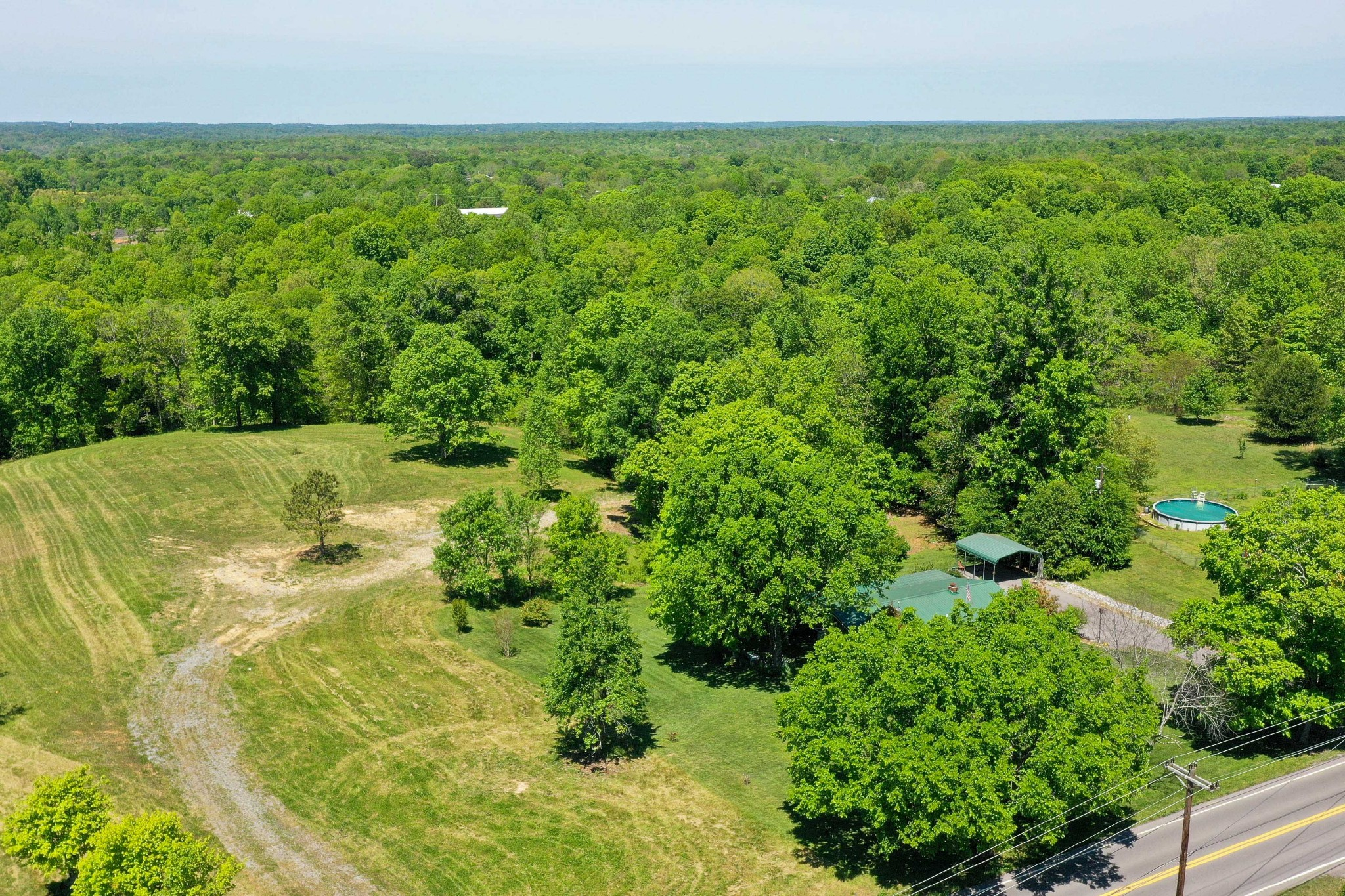 0 Bearwallow Rd Property Photo - Ashland City, TN real estate listing