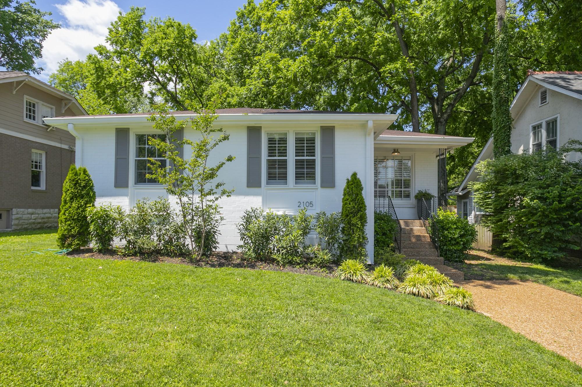 2105 18th Ave S Property Photo - Nashville, TN real estate listing