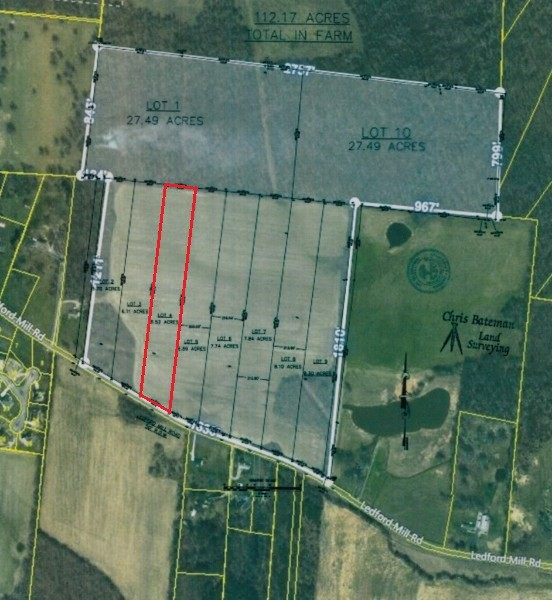 0 Ledford Mill Rd Property Photo - Normandy, TN real estate listing