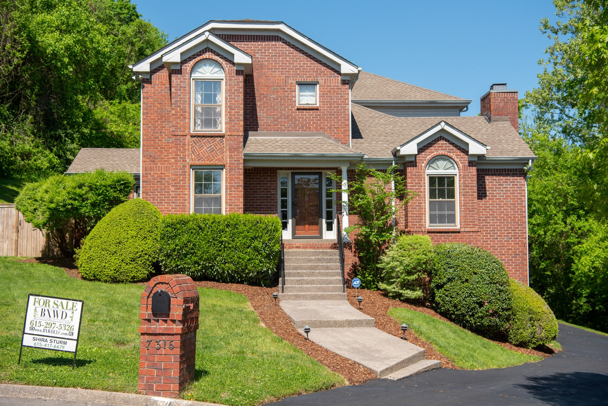 7316 S Colony Ct Property Photo - Nashville, TN real estate listing