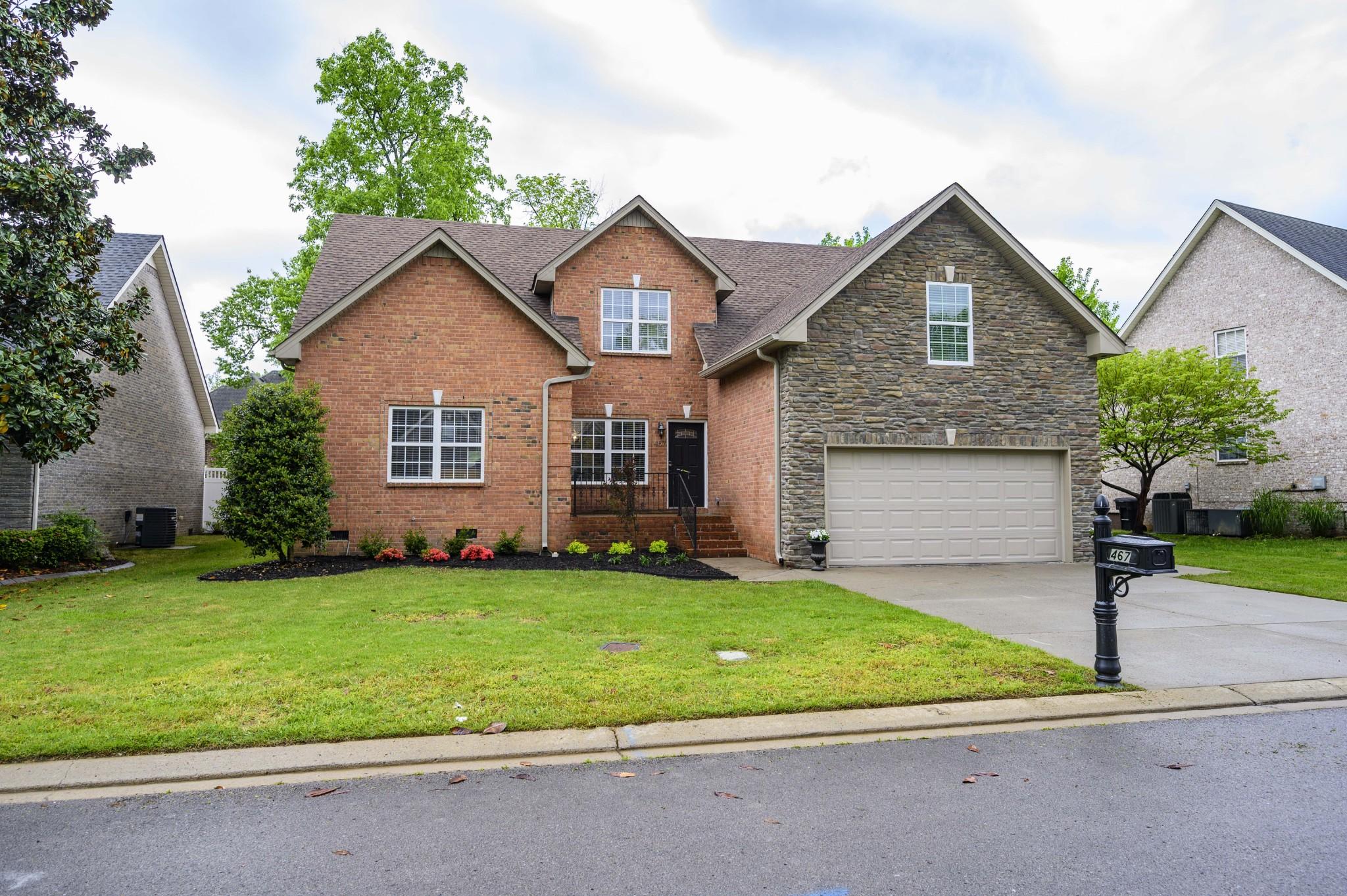 467 Bethany Cir Property Photo - Murfreesboro, TN real estate listing