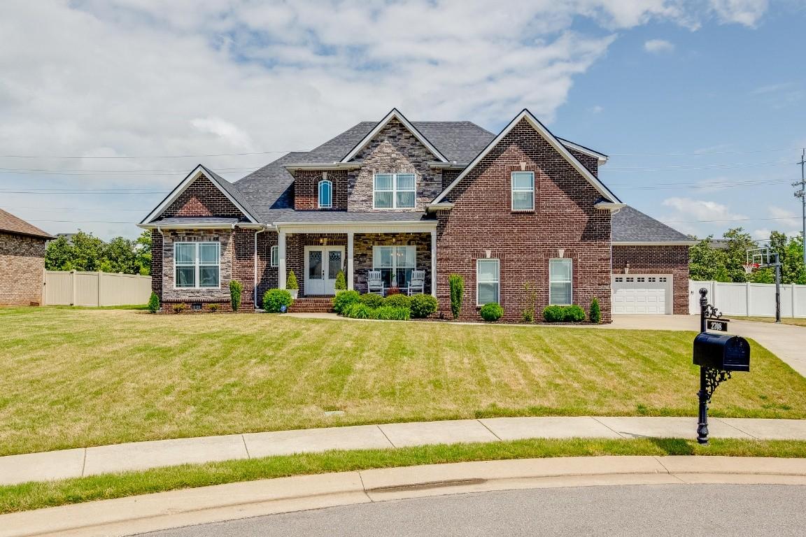 2708 Bertram Ct Property Photo - Murfreesboro, TN real estate listing