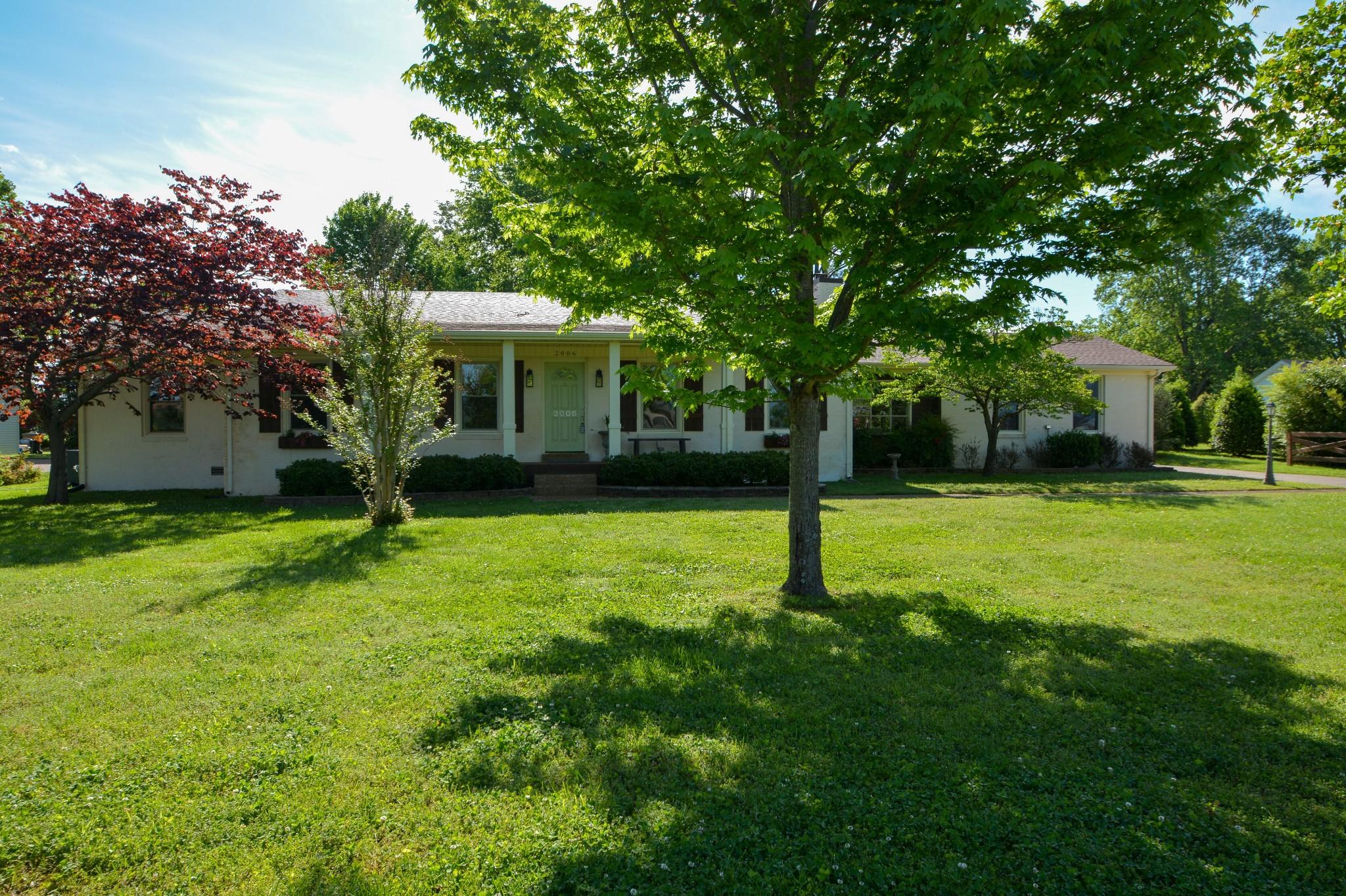 2006 Stratford Rd Property Photo - Murfreesboro, TN real estate listing