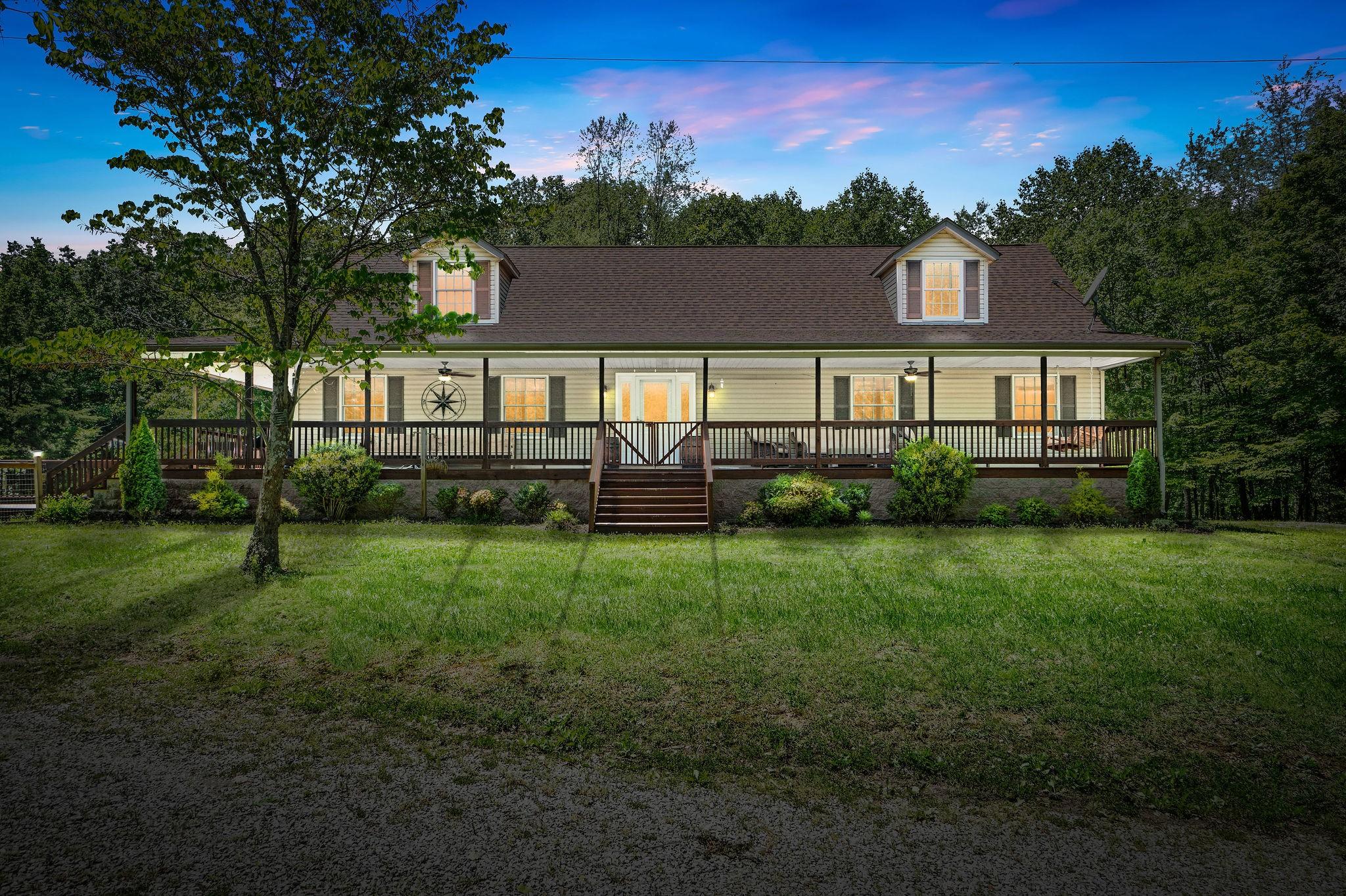 3431 Anderson Rd Property Photo - Cedar Hill, TN real estate listing