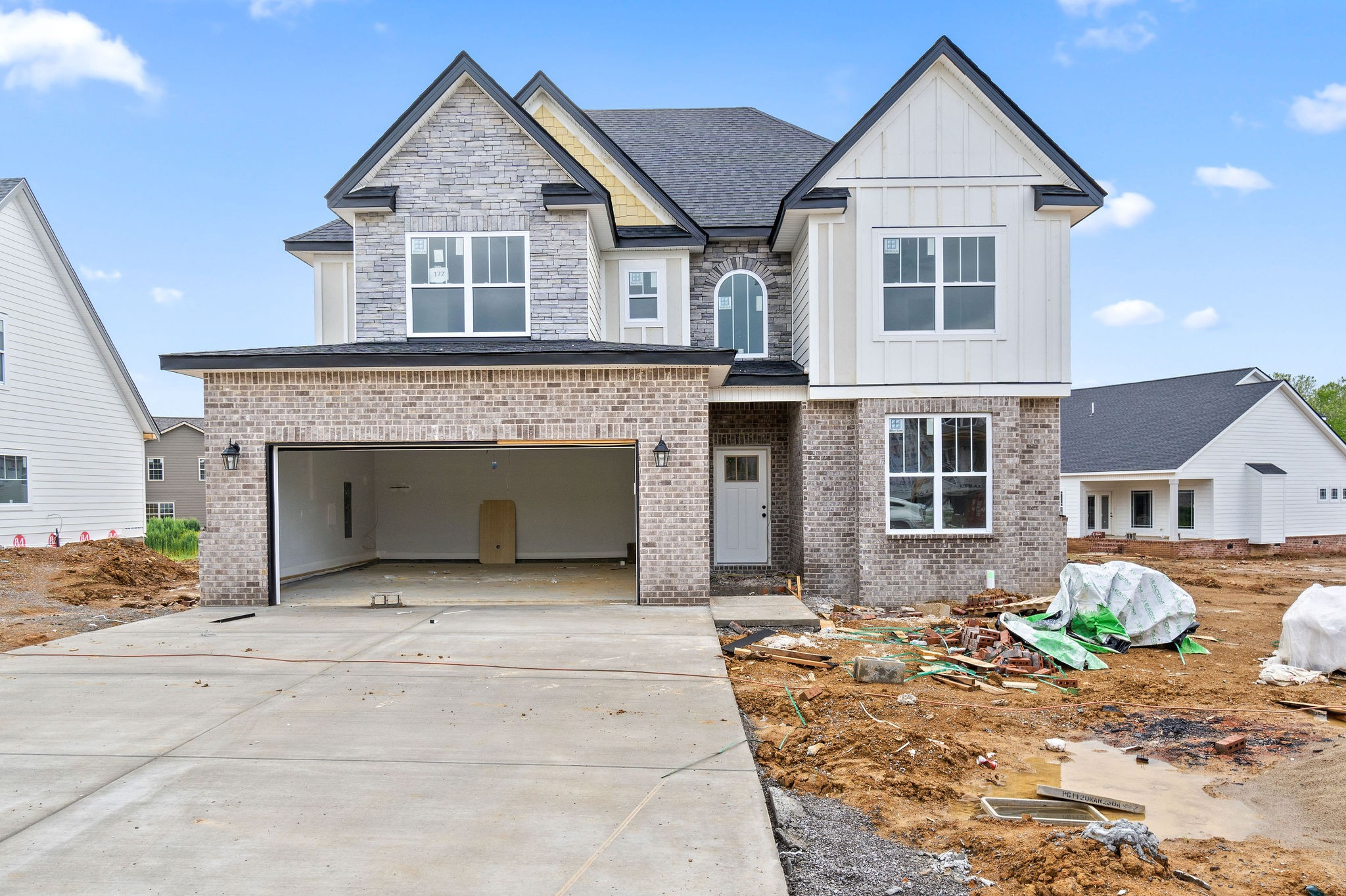 581 Dexter Drive Property Photo - Clarksville, TN real estate listing