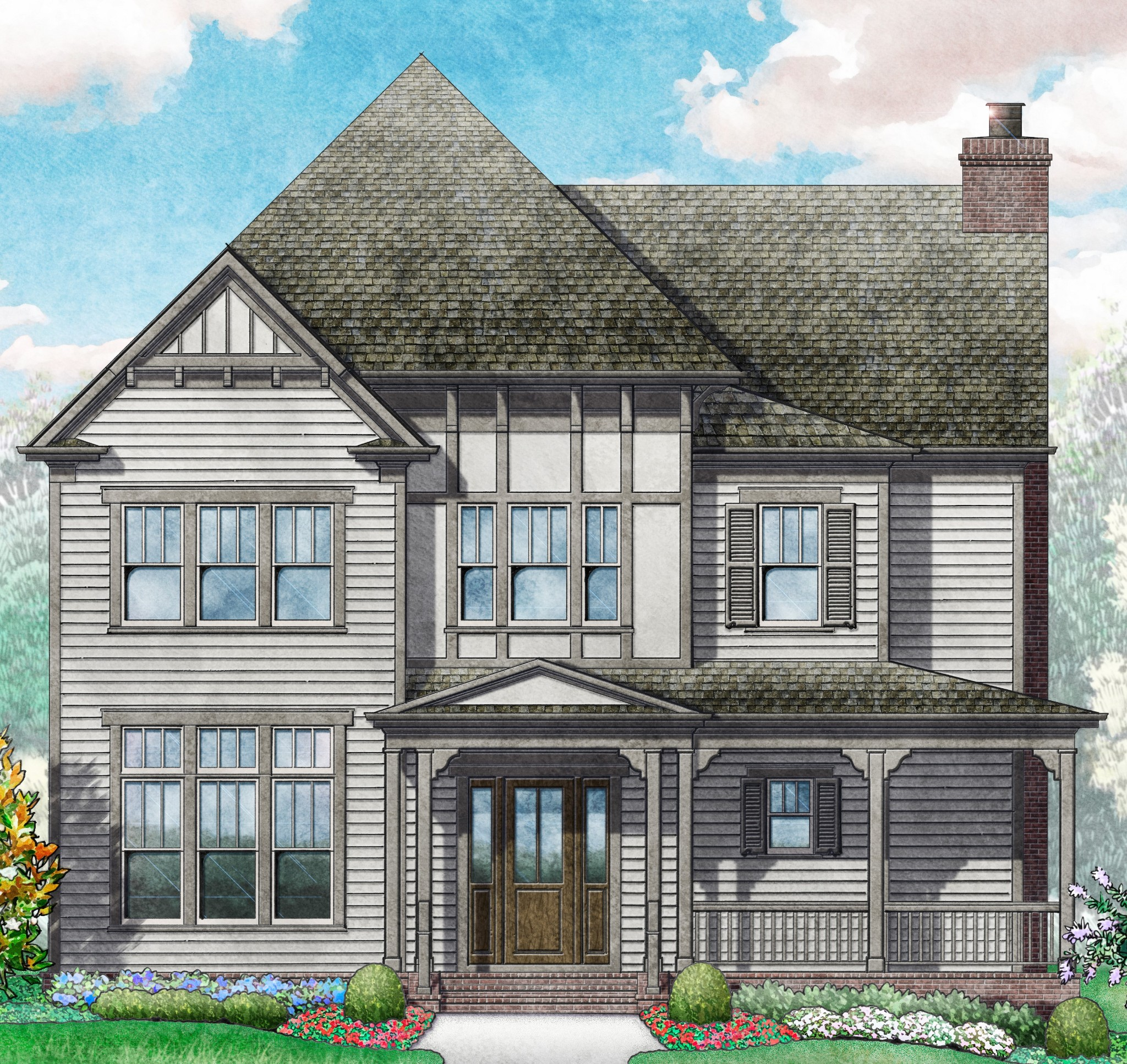 1068 Calico Street, Lot # 2092 Property Photo - Franklin, TN real estate listing