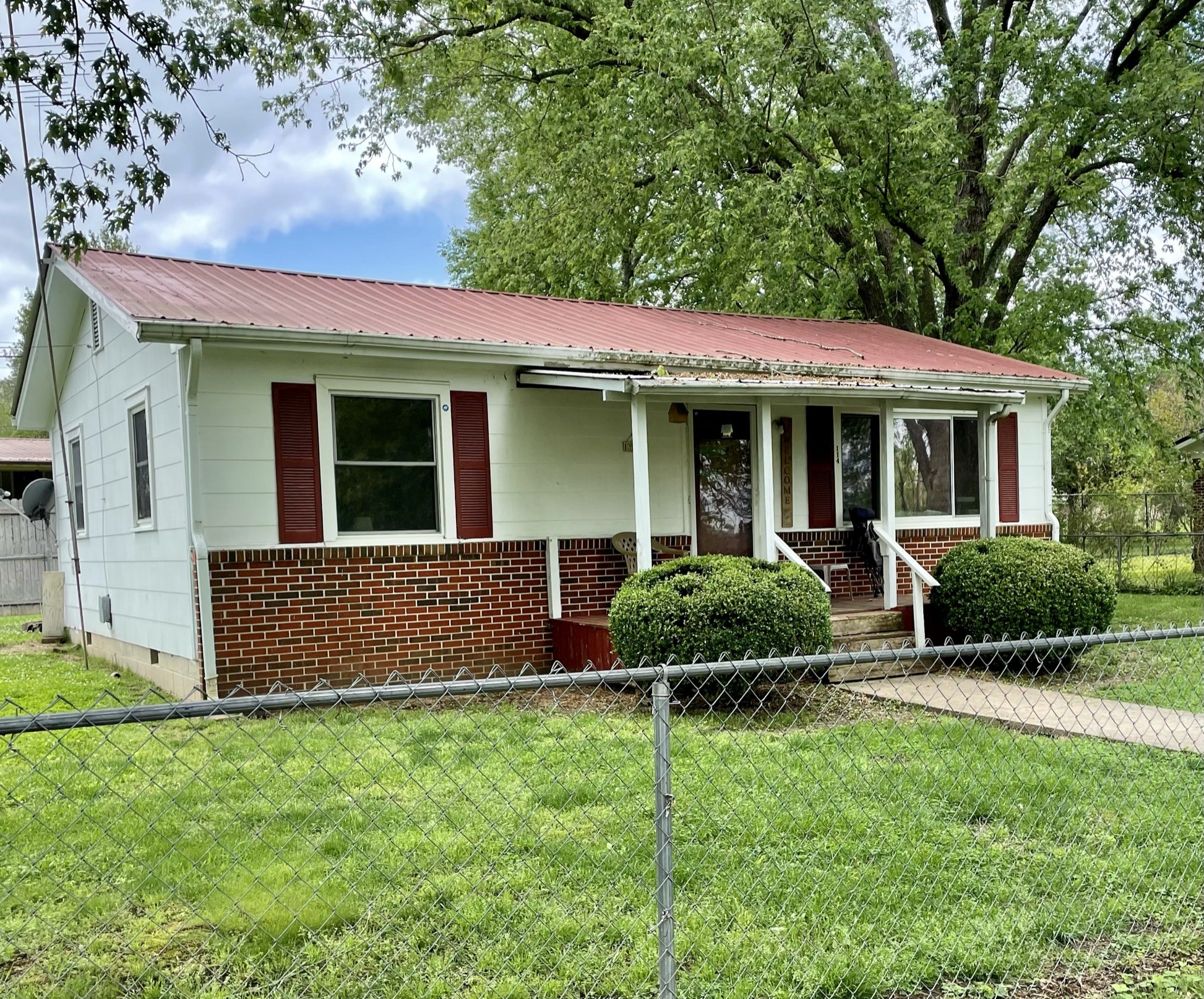 114 Oneal St Property Photo - Auburntown, TN real estate listing