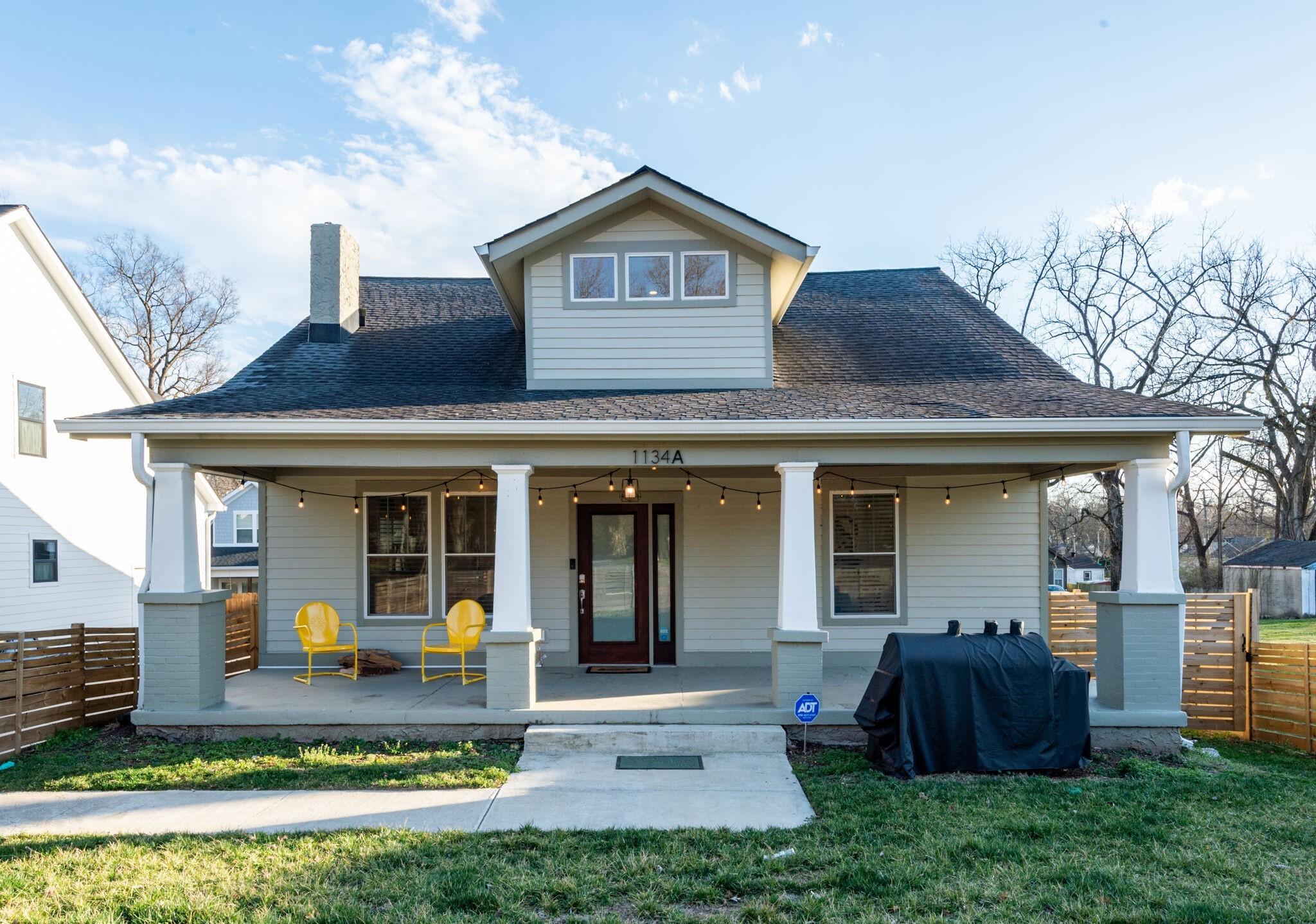 1134A Cahal Ave Property Photo - Nashville, TN real estate listing