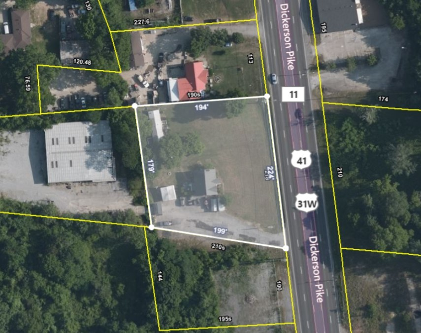 3526 Dickerson Pike Property Photo