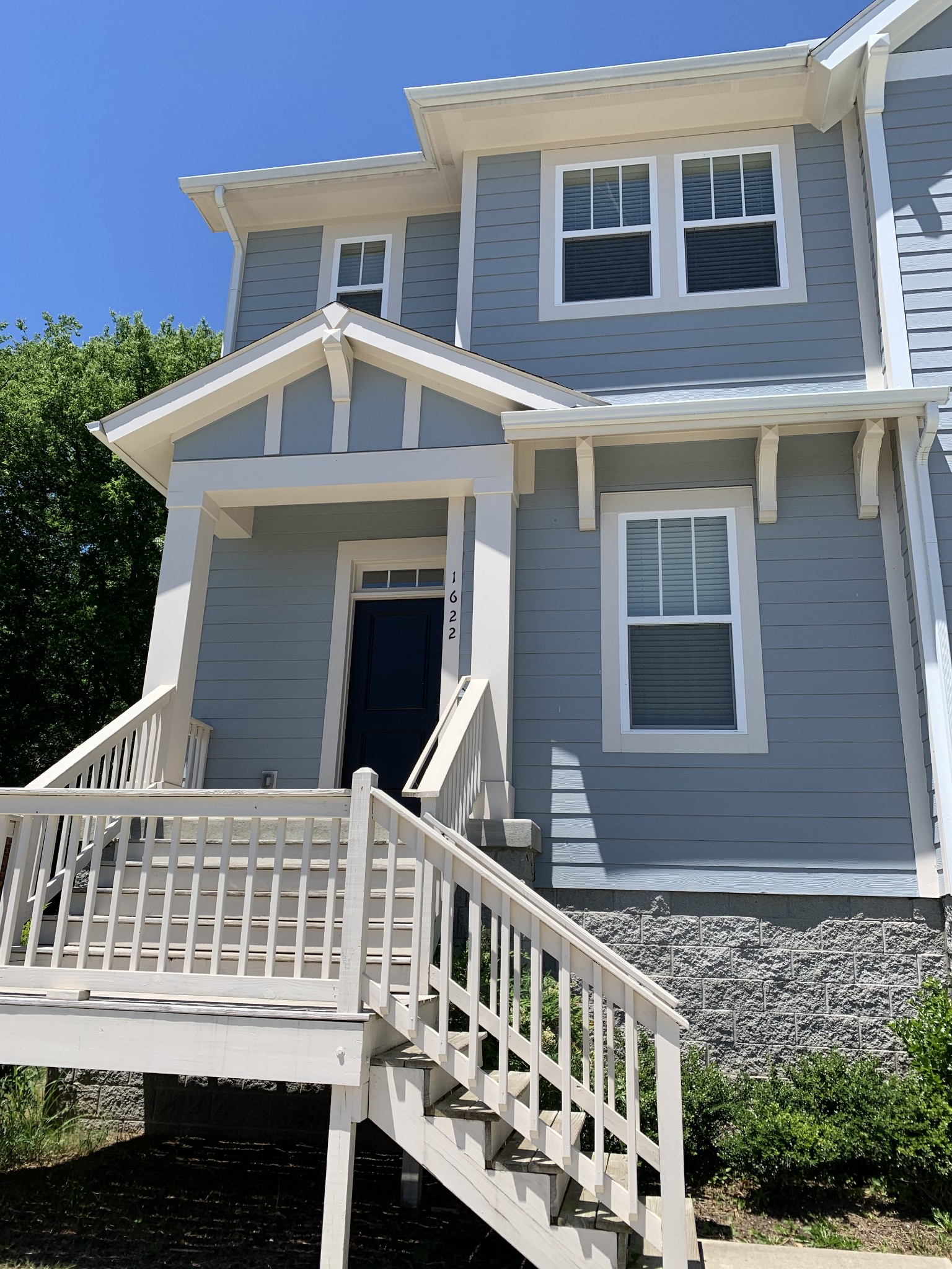 1622 Branch Street Townhom Real Estate Listings Main Image