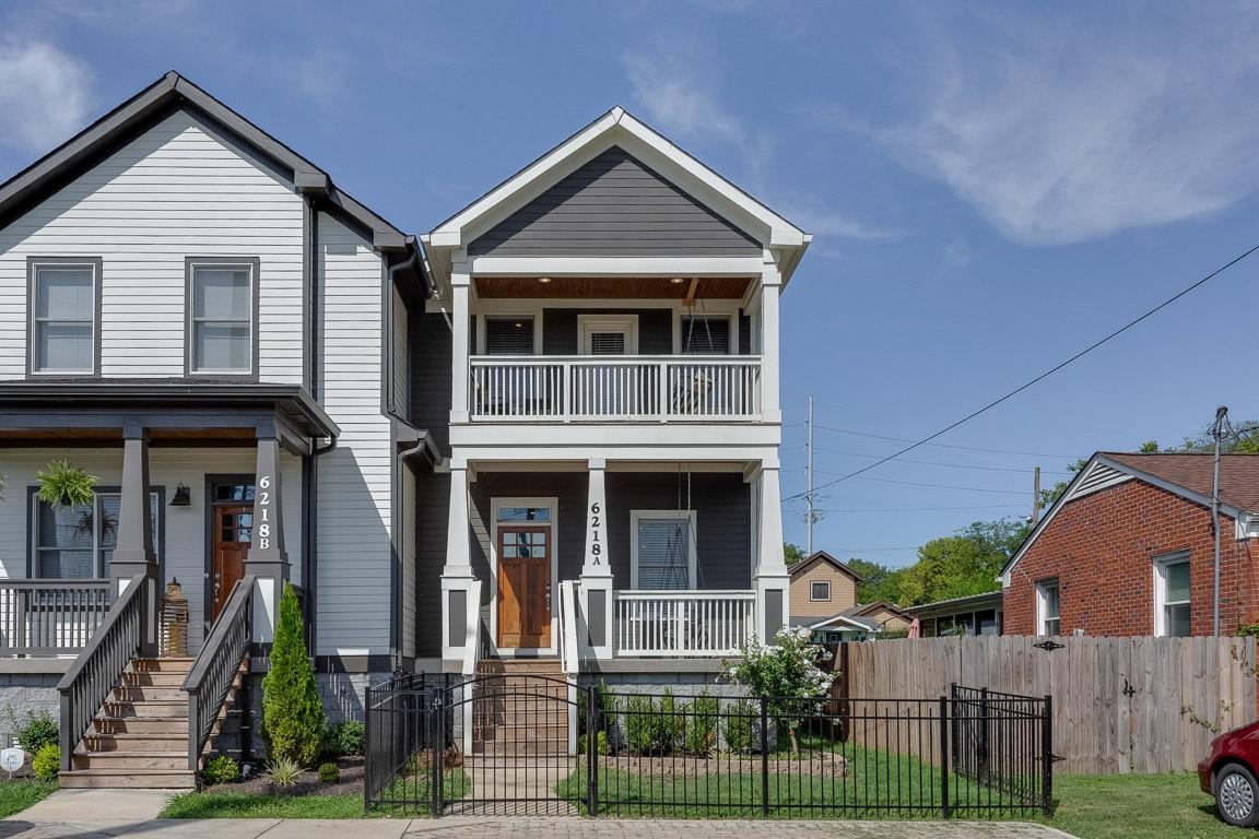6218 Morrow Road Townhomes Real Estate Listings Main Image