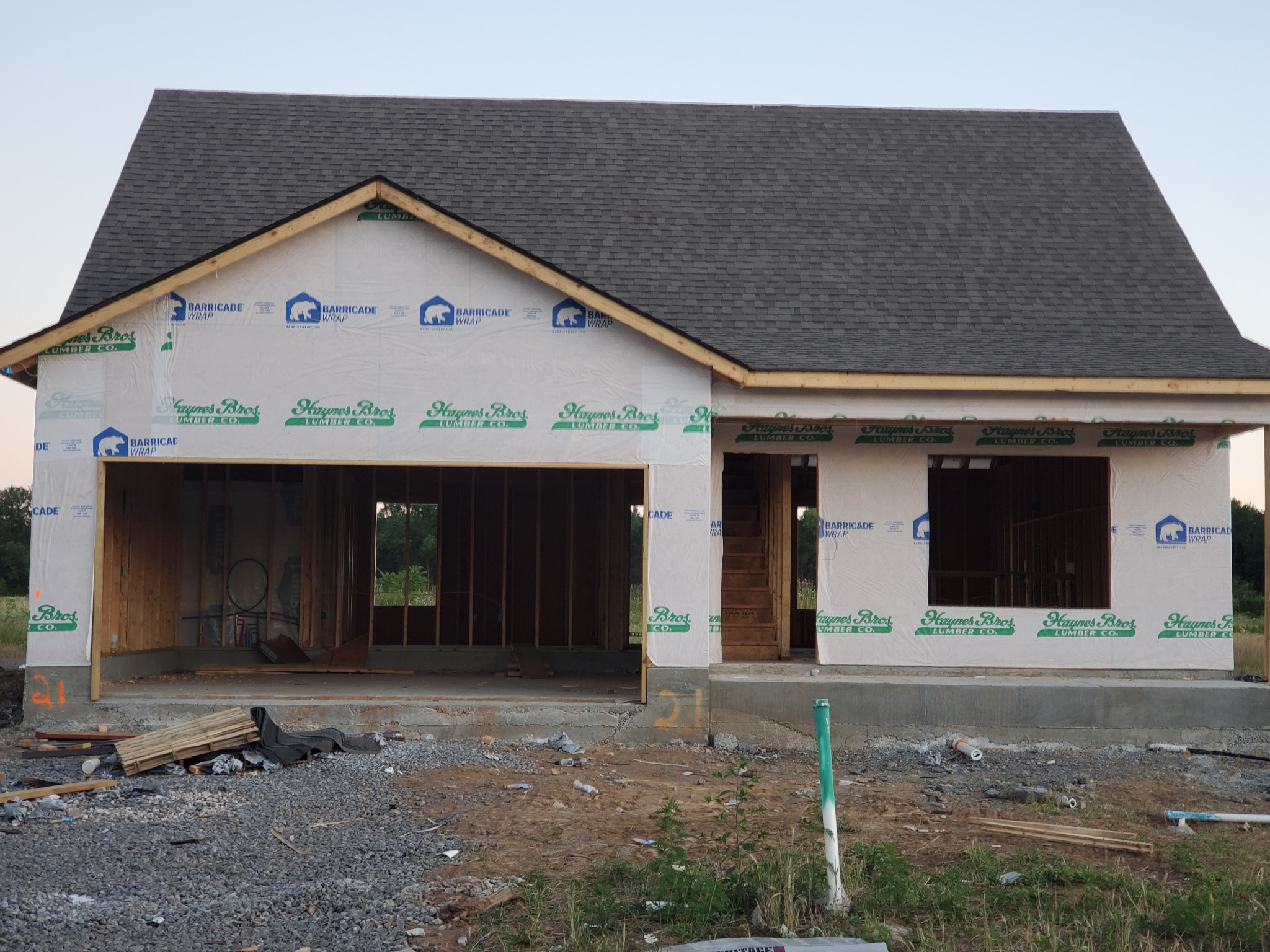 2232 Red Barn Road Property Photo