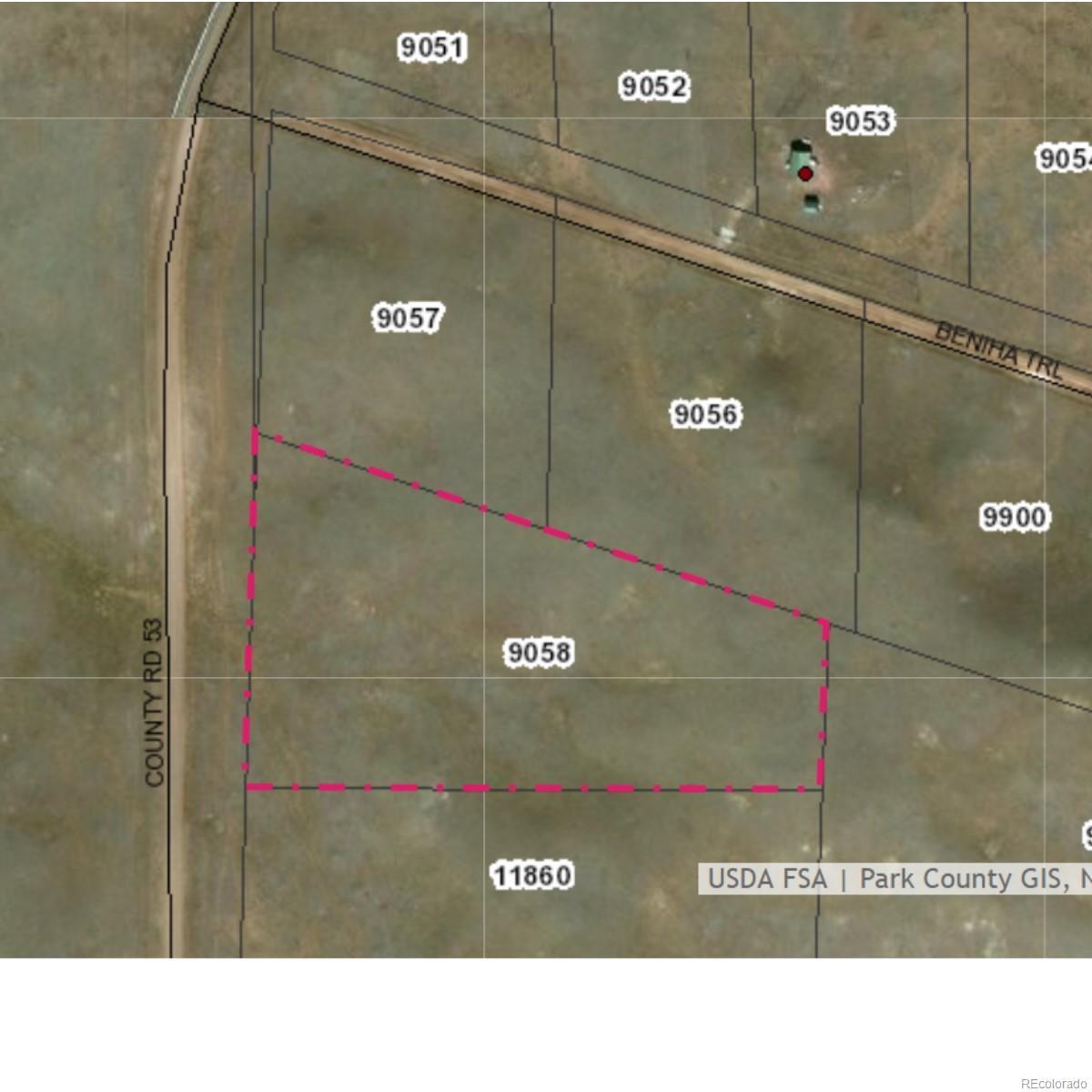 County Road 53, Hartsel, CO 80449 - Hartsel, CO real estate listing