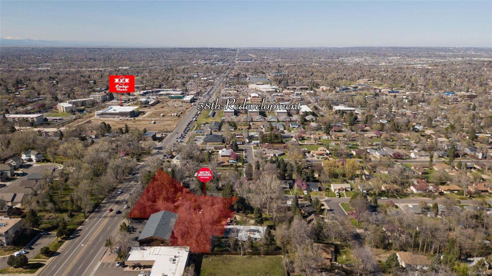 7580 33rd Avenue, Wheat Ridge, CO 80033 - Wheat Ridge, CO real estate listing