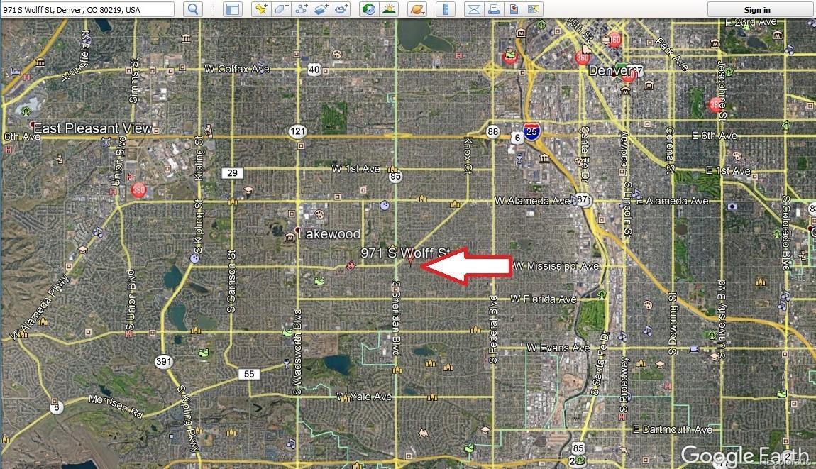 959 S Wolff Street, Denver, CO 80219 - Denver, CO real estate listing