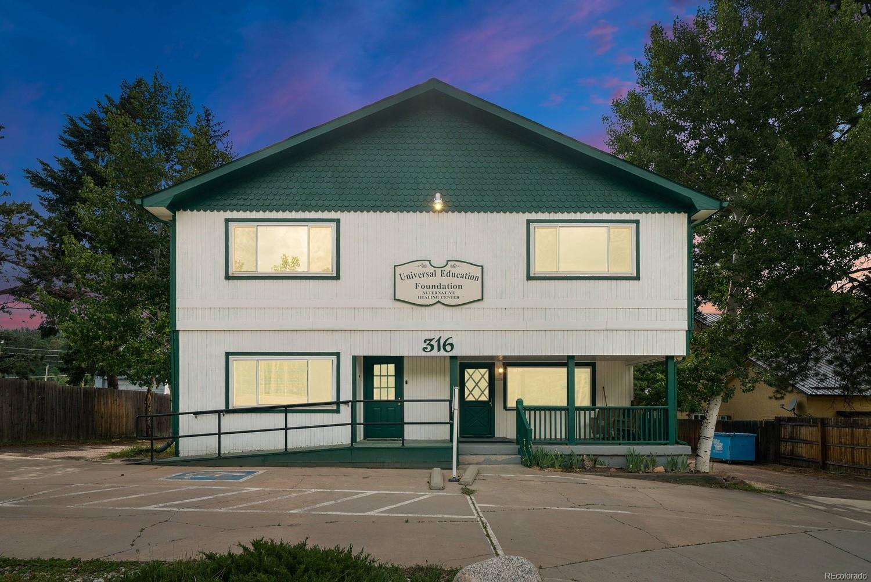 316 State Highway 67, Woodland Park, CO 80863 - Woodland Park, CO real estate listing