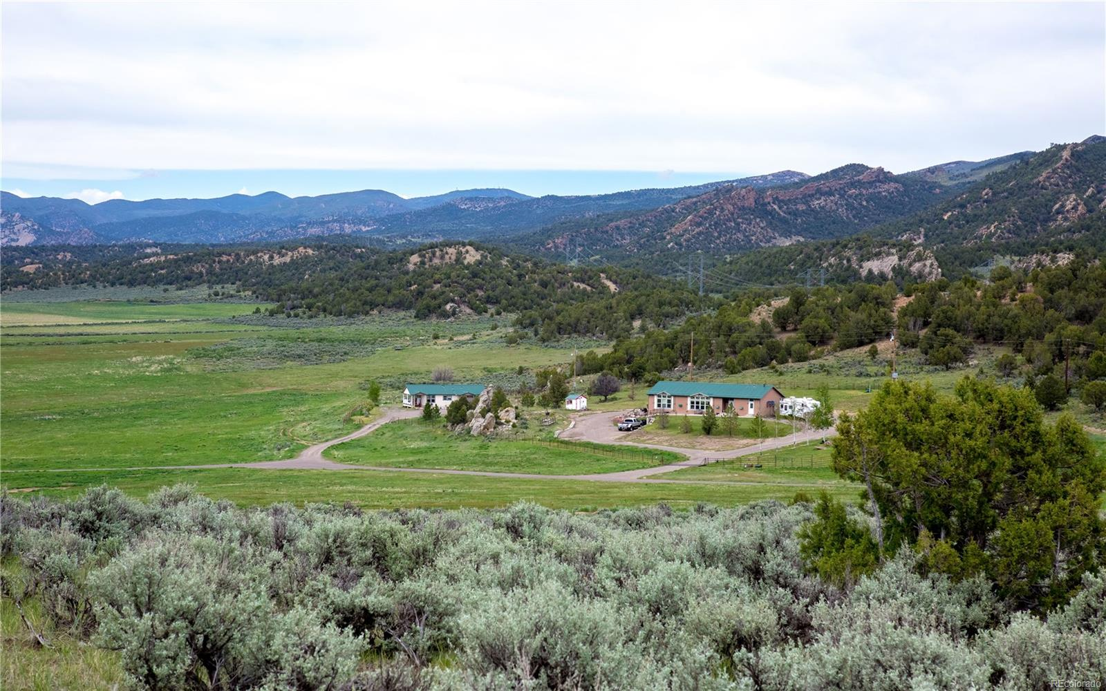 2204 County Road 7, Meeker, CO 81641 - Meeker, CO real estate listing