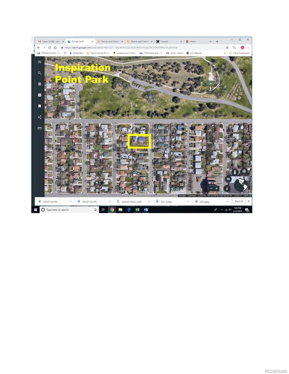 4877 Chase Street, Denver, CO 80212 - Denver, CO real estate listing