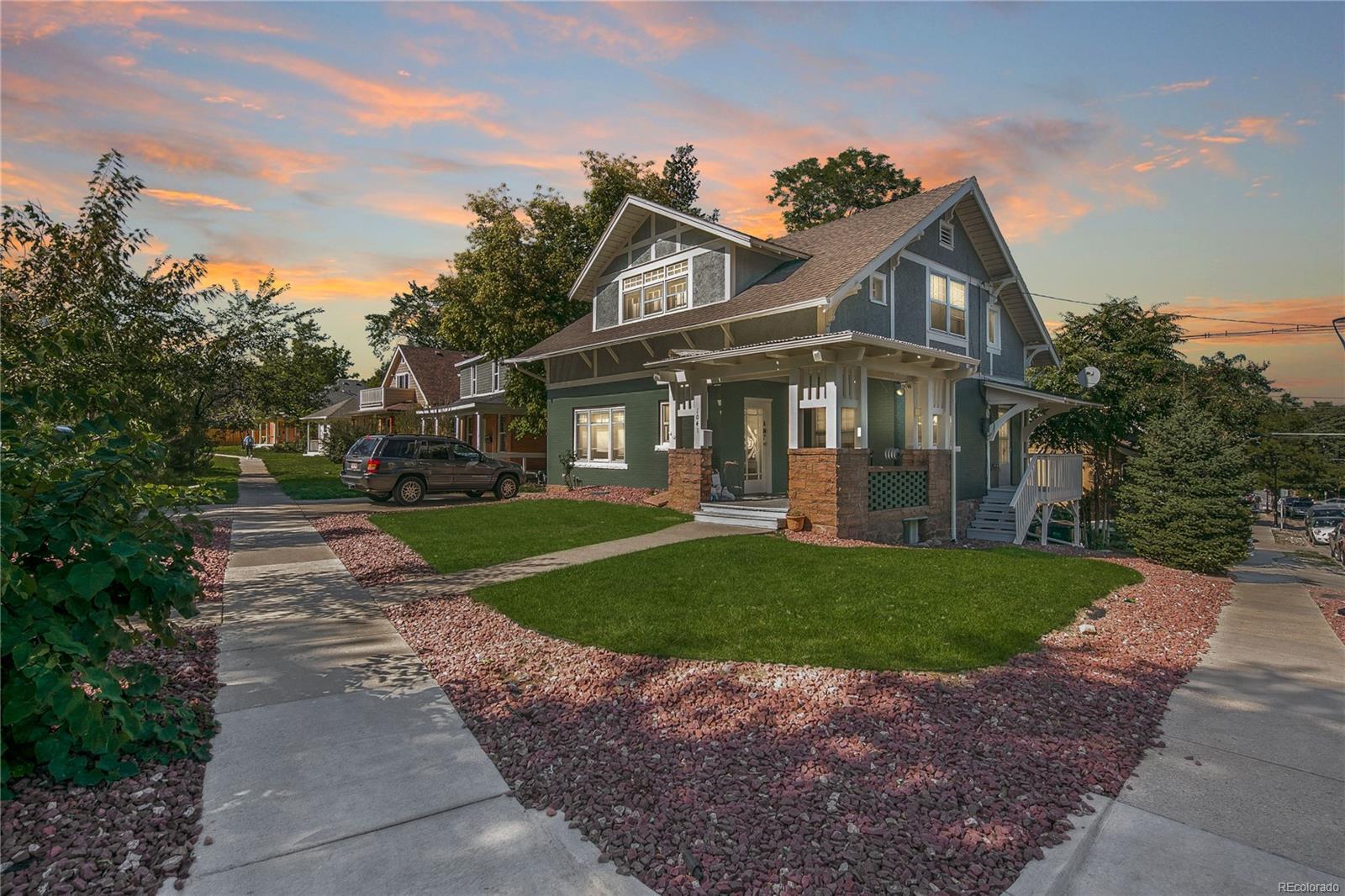 1041 Grandview Avenue, Boulder, CO 80302 - Boulder, CO real estate listing