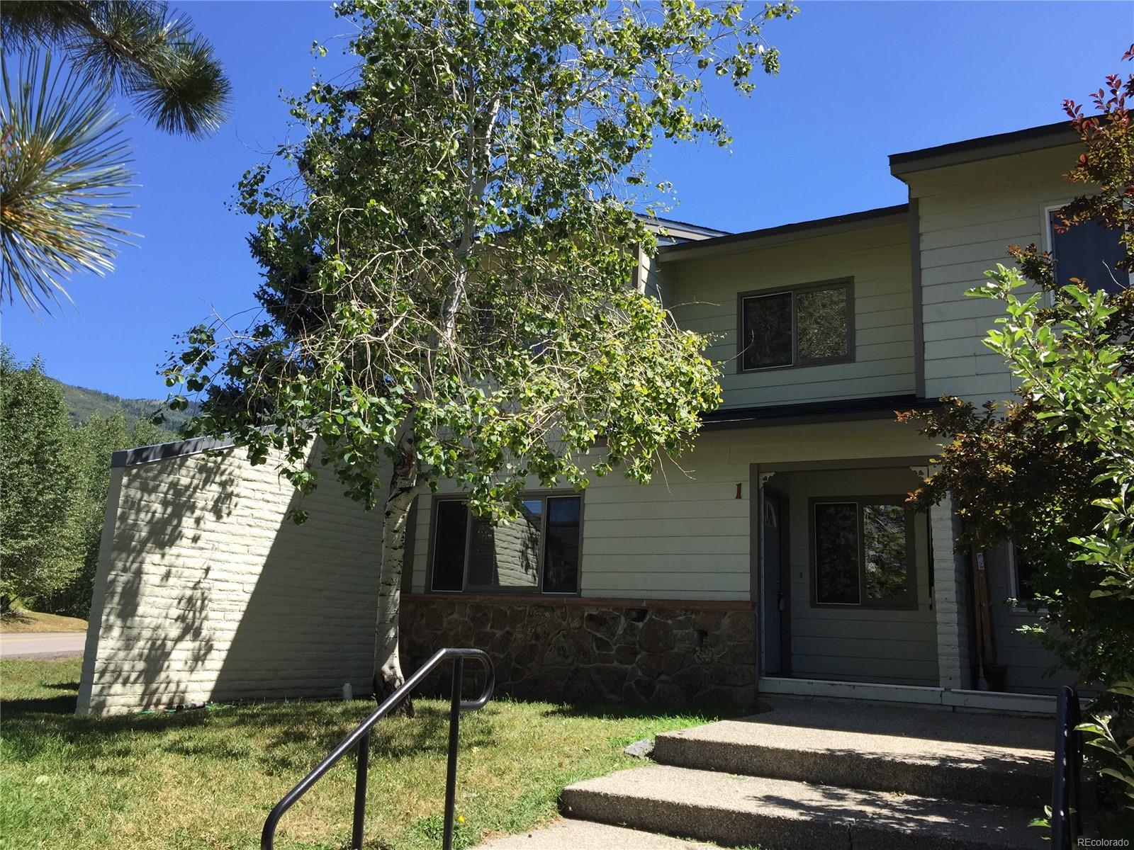 1 Cypress Court, Steamboat Springs, CO 80487 - Steamboat Springs, CO real estate listing