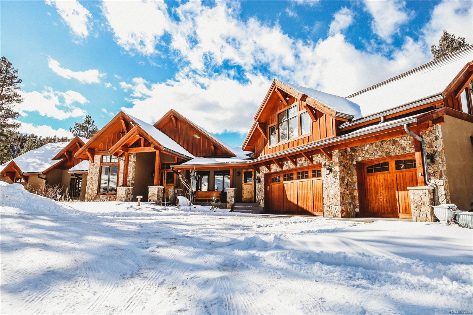 28751 Crystal Ridge Road, Pine, CO 80470 - Pine, CO real estate listing