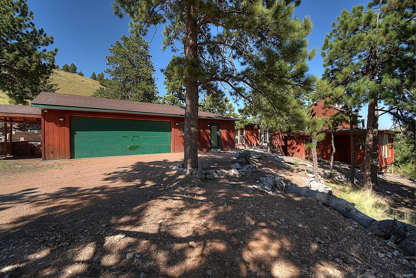 Cover Mountain Ranch In Guffey Real Estate Listings Main Image