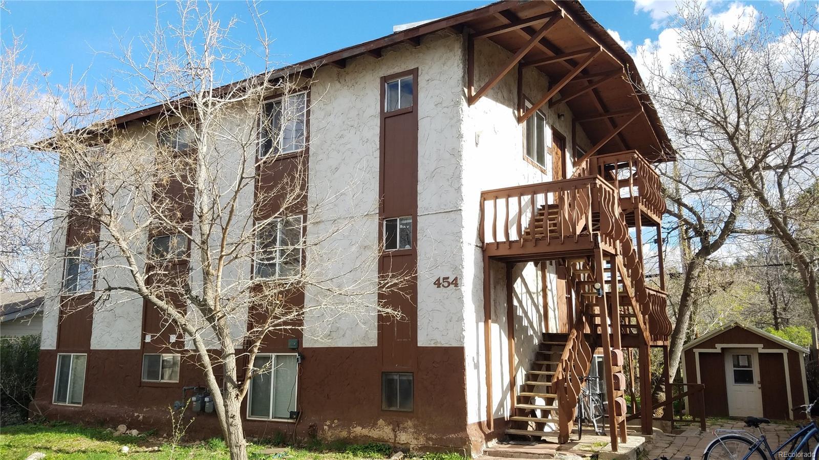 454 Arapahoe Avenue, Boulder, CO 80302 - Boulder, CO real estate listing