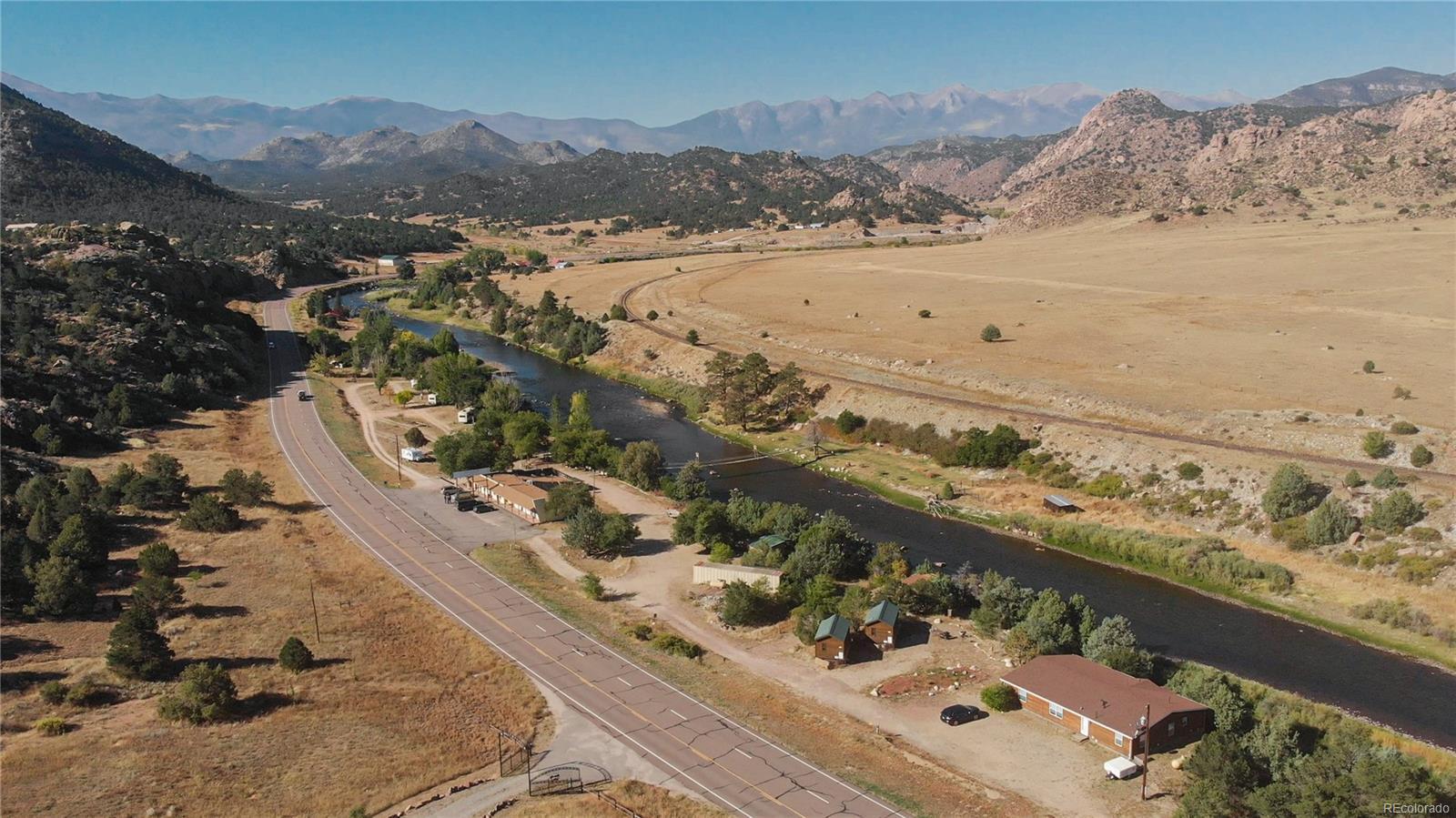 24871 Highway 50, Texas Creek, CO 81223 - Texas Creek, CO real estate listing